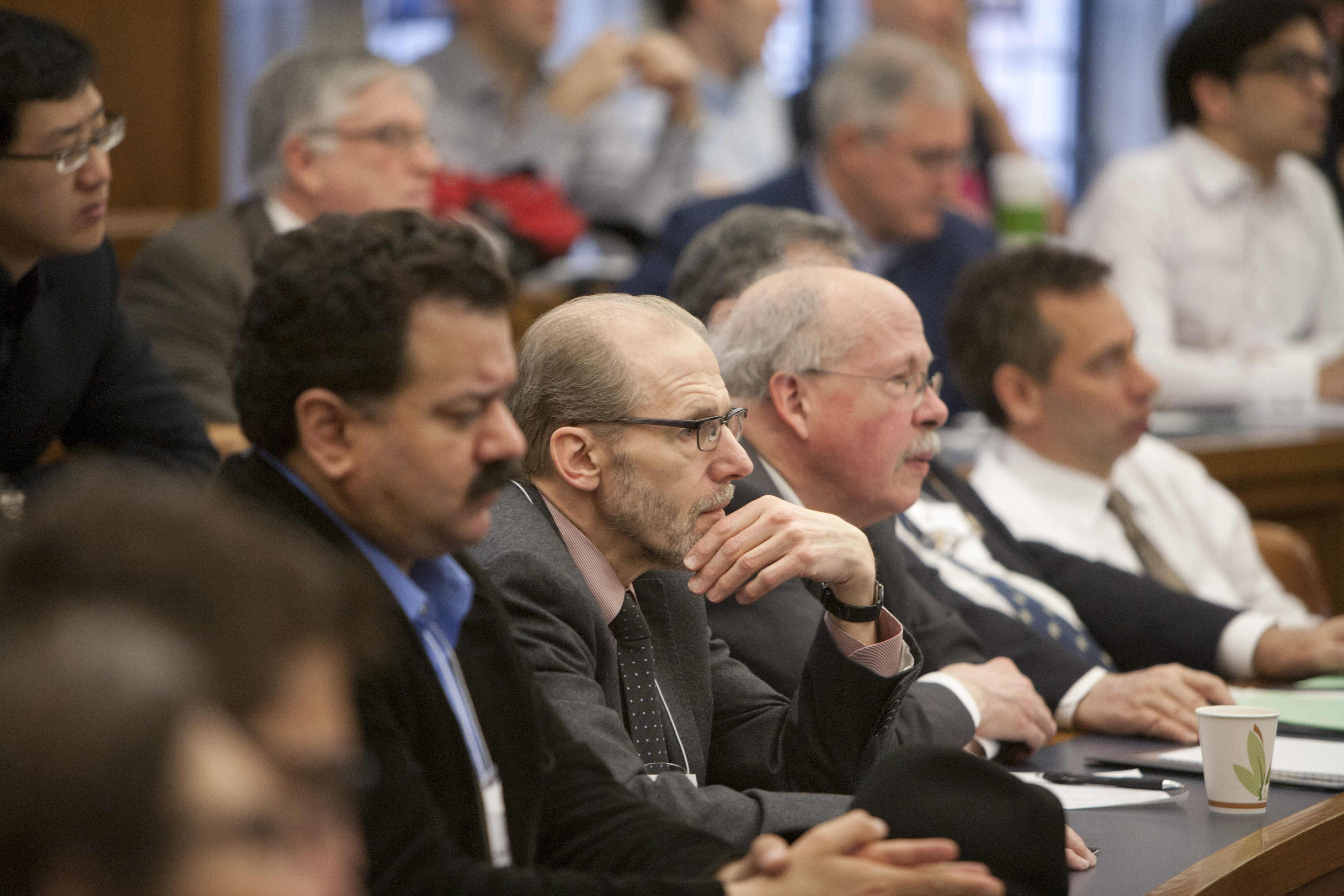 Audience at the 2011 Weil Roundtable