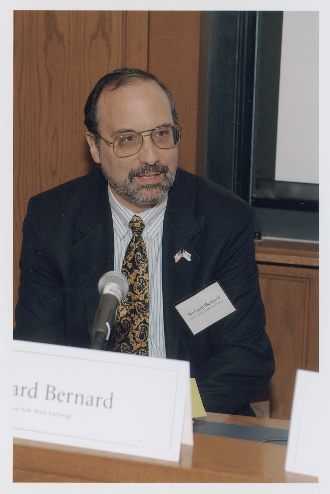 Richard Bernard