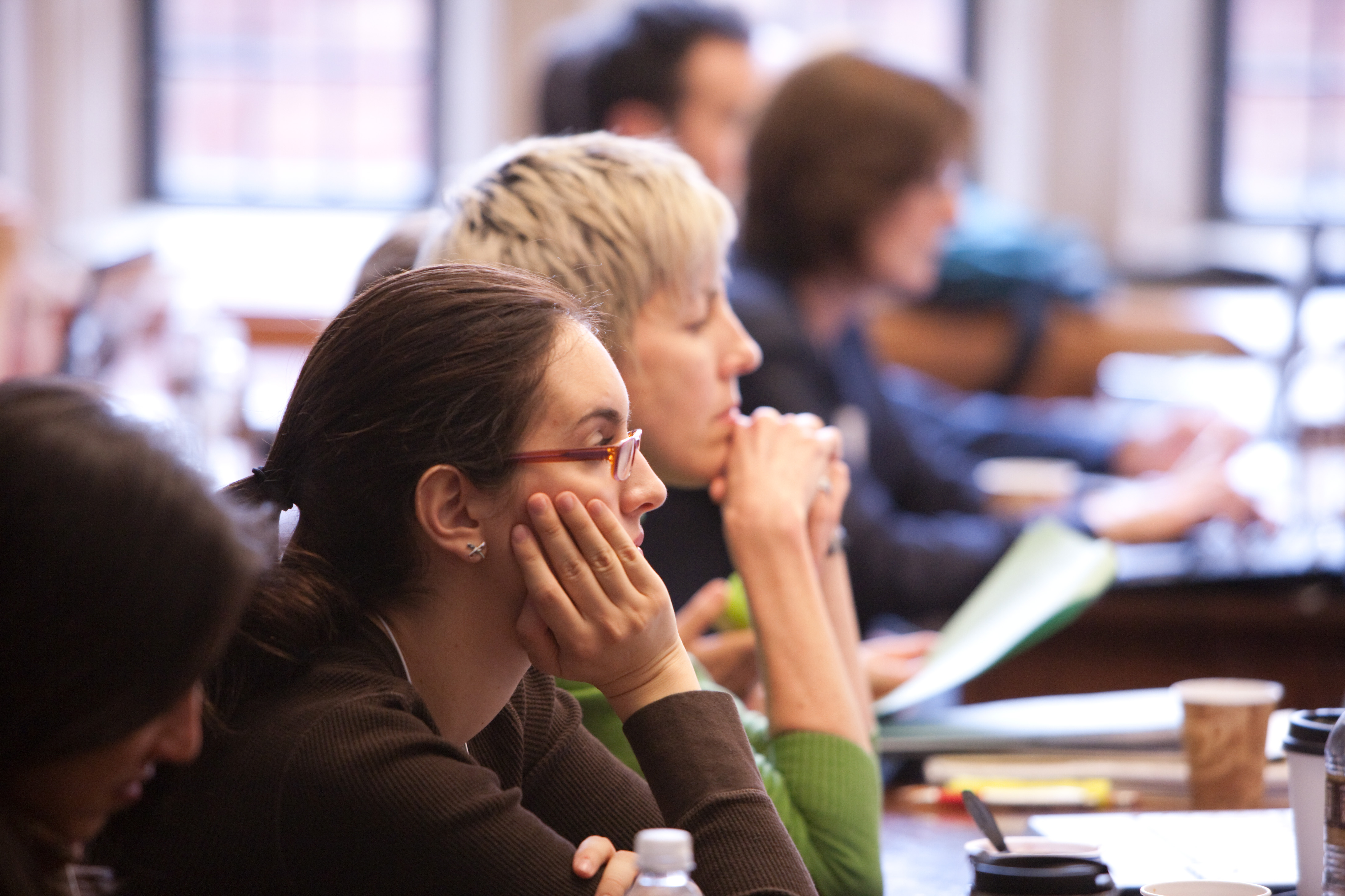 Audience at the 2010 Weil Roundtable