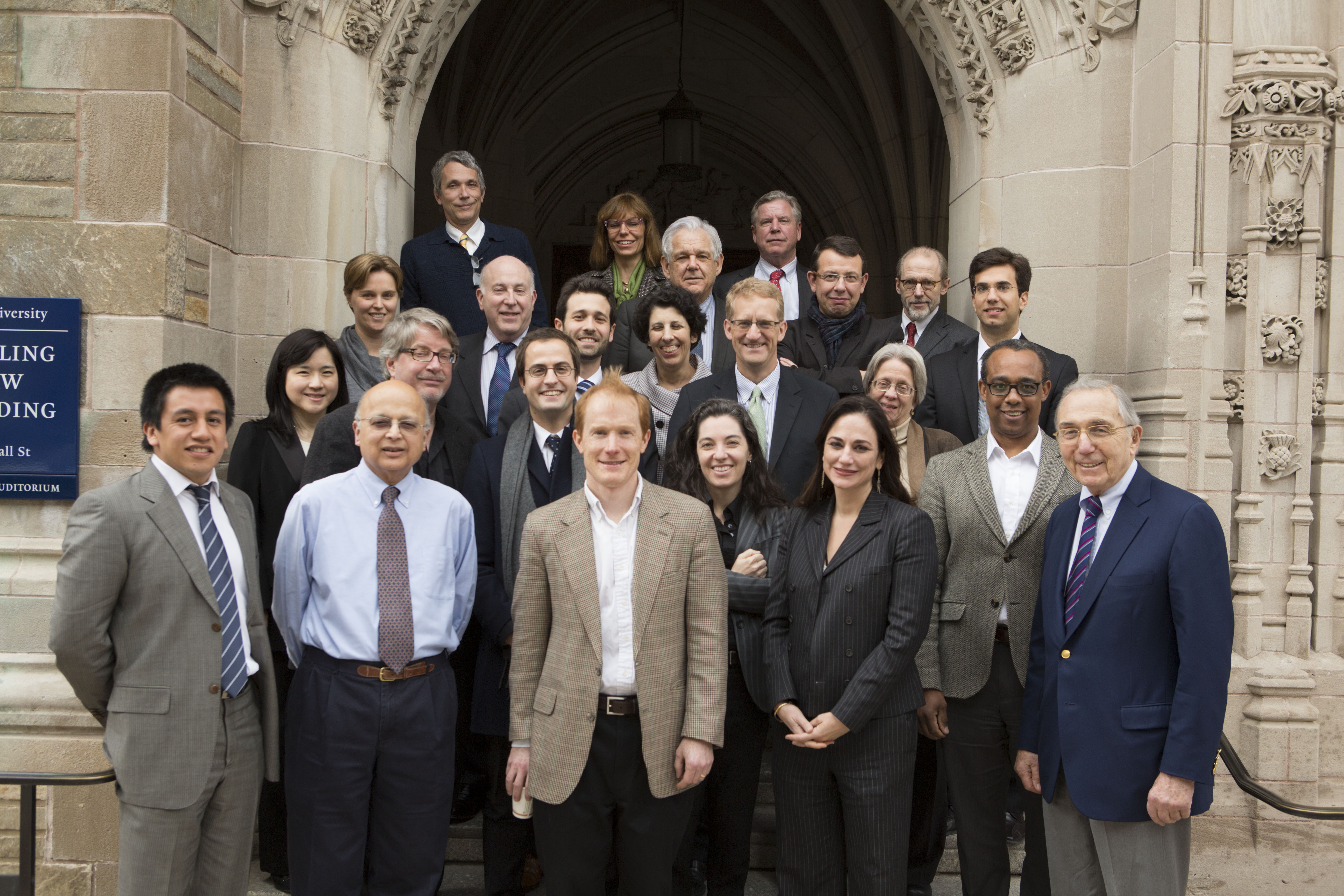 Participants at the 2013 Roundtable