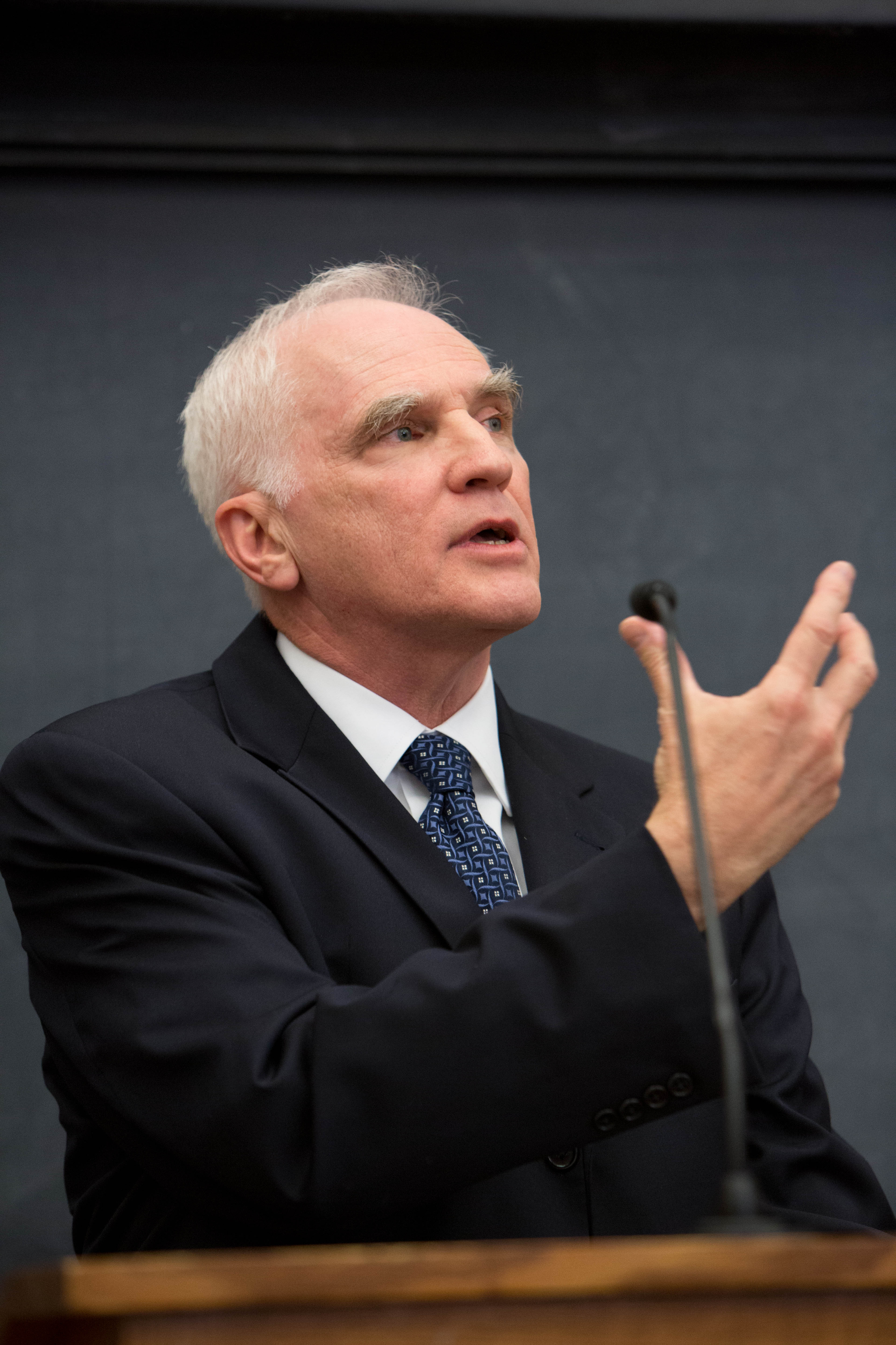 Fed. Res. Bd. Gov. Daniel K. Tarullo