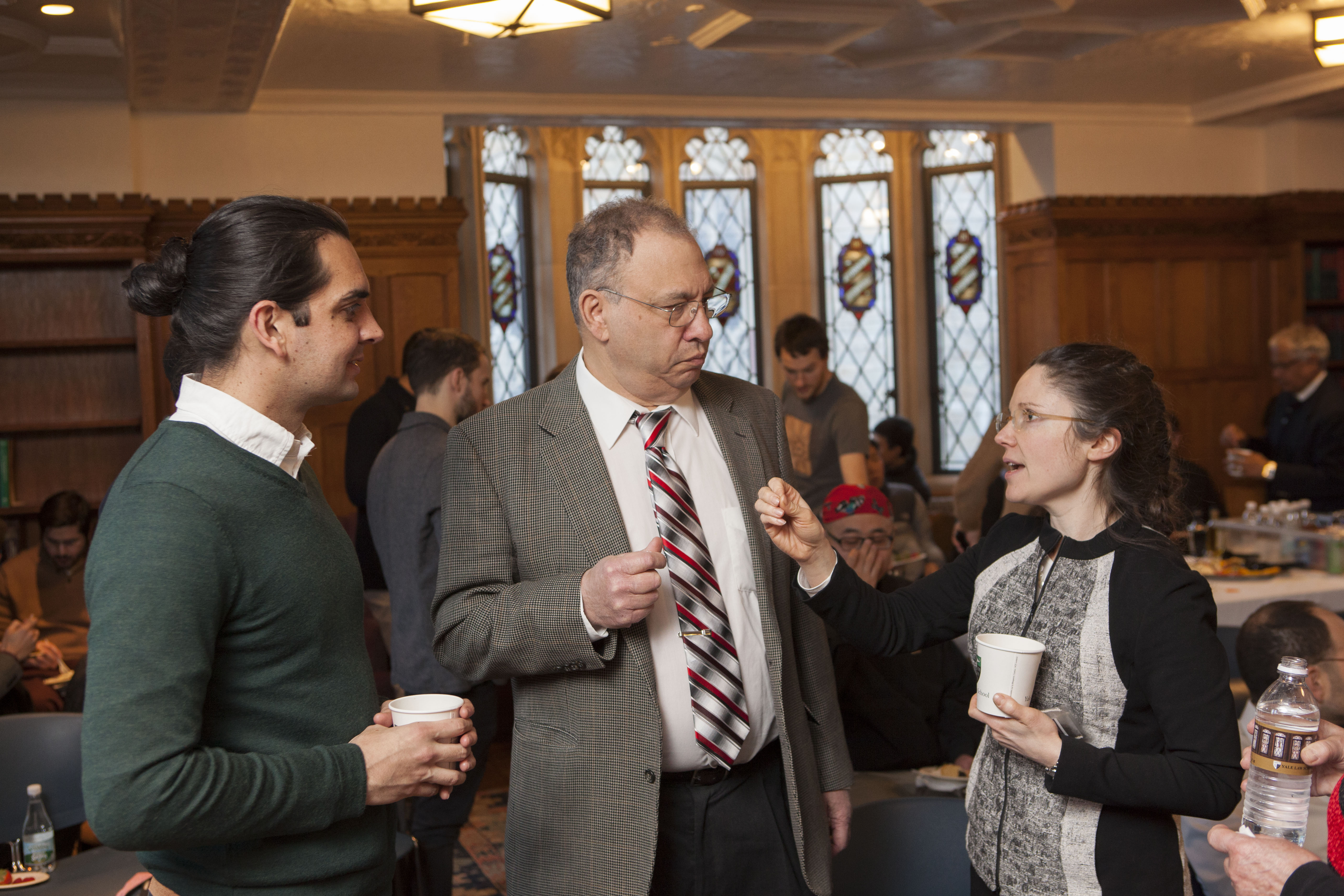 Princeton Ecology and Evolutionary Biology Prof. Simon Levin speaks with Yale Epidemiology Research Scientist Jorge A. Alfaro-Murillo and Prof. Alison P. Galvani