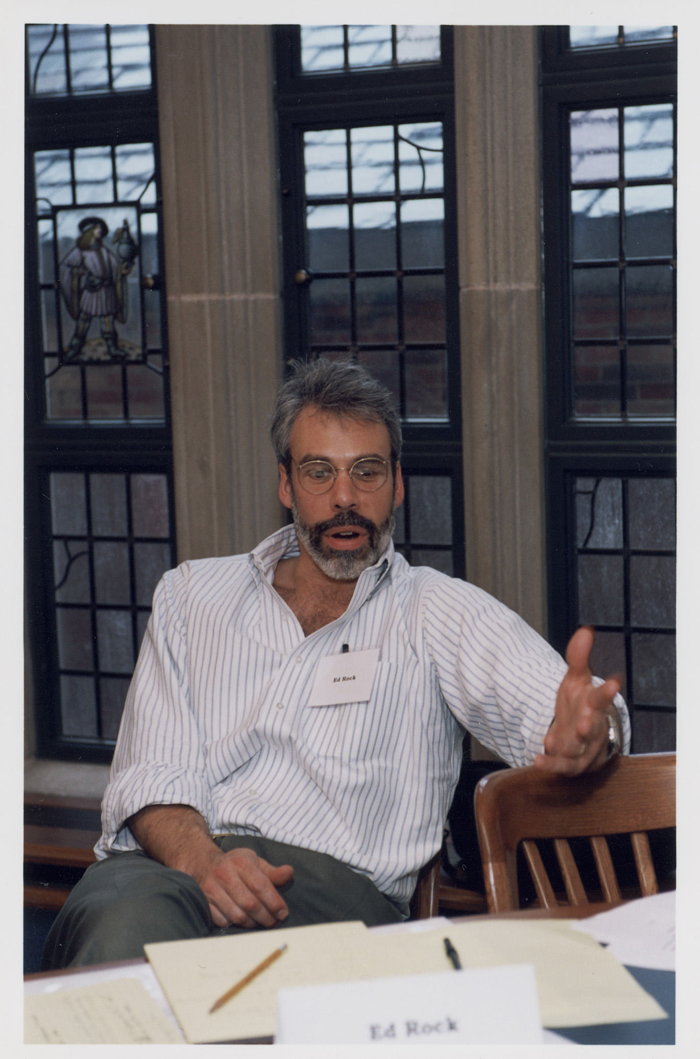 Penn Law Prof. Edward Rock