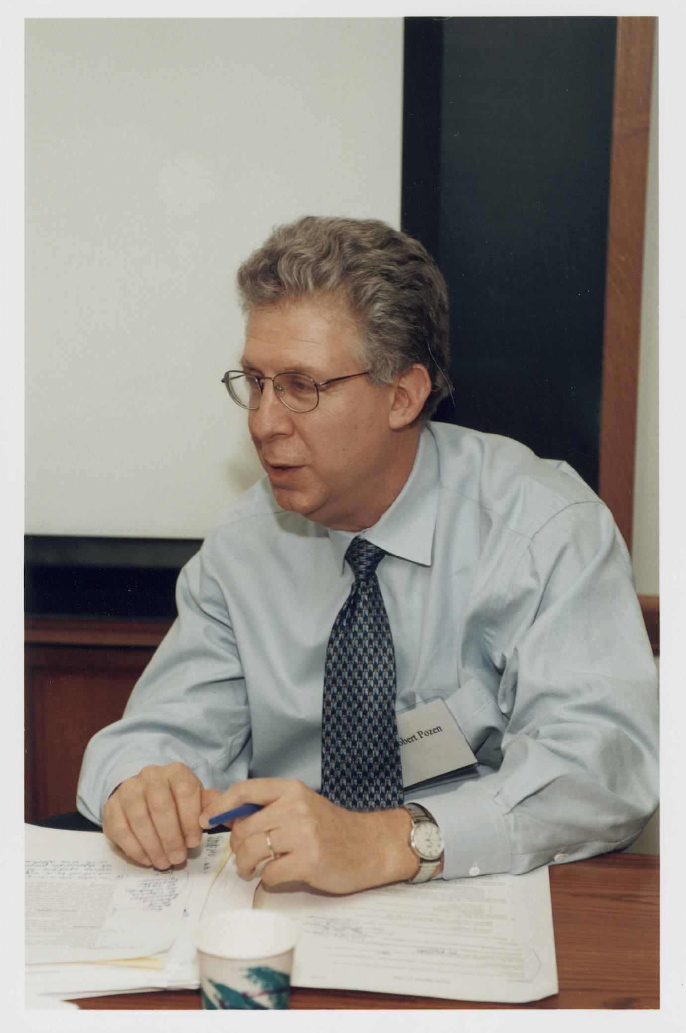 Robert Pozen '72
