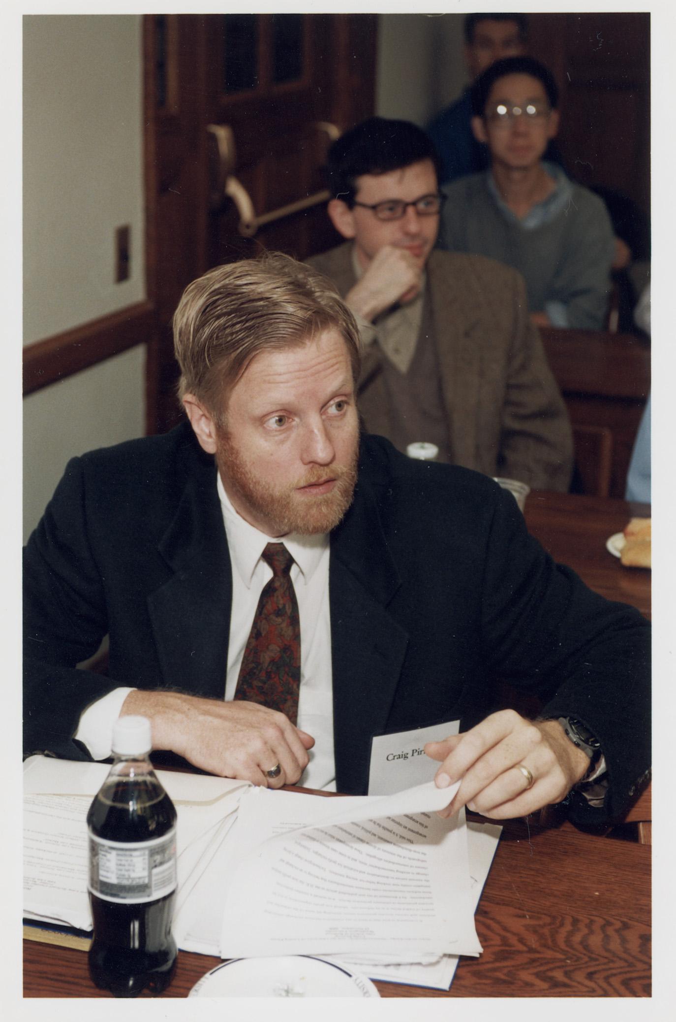 Wash. U. Olin School of Business Prof. S. Craig Pirrong