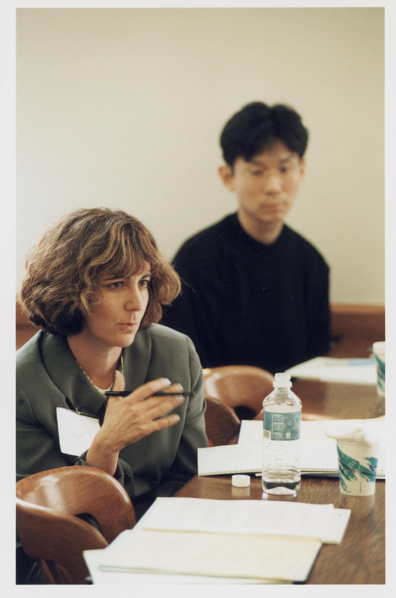 NYU Stern Prof. April Klein