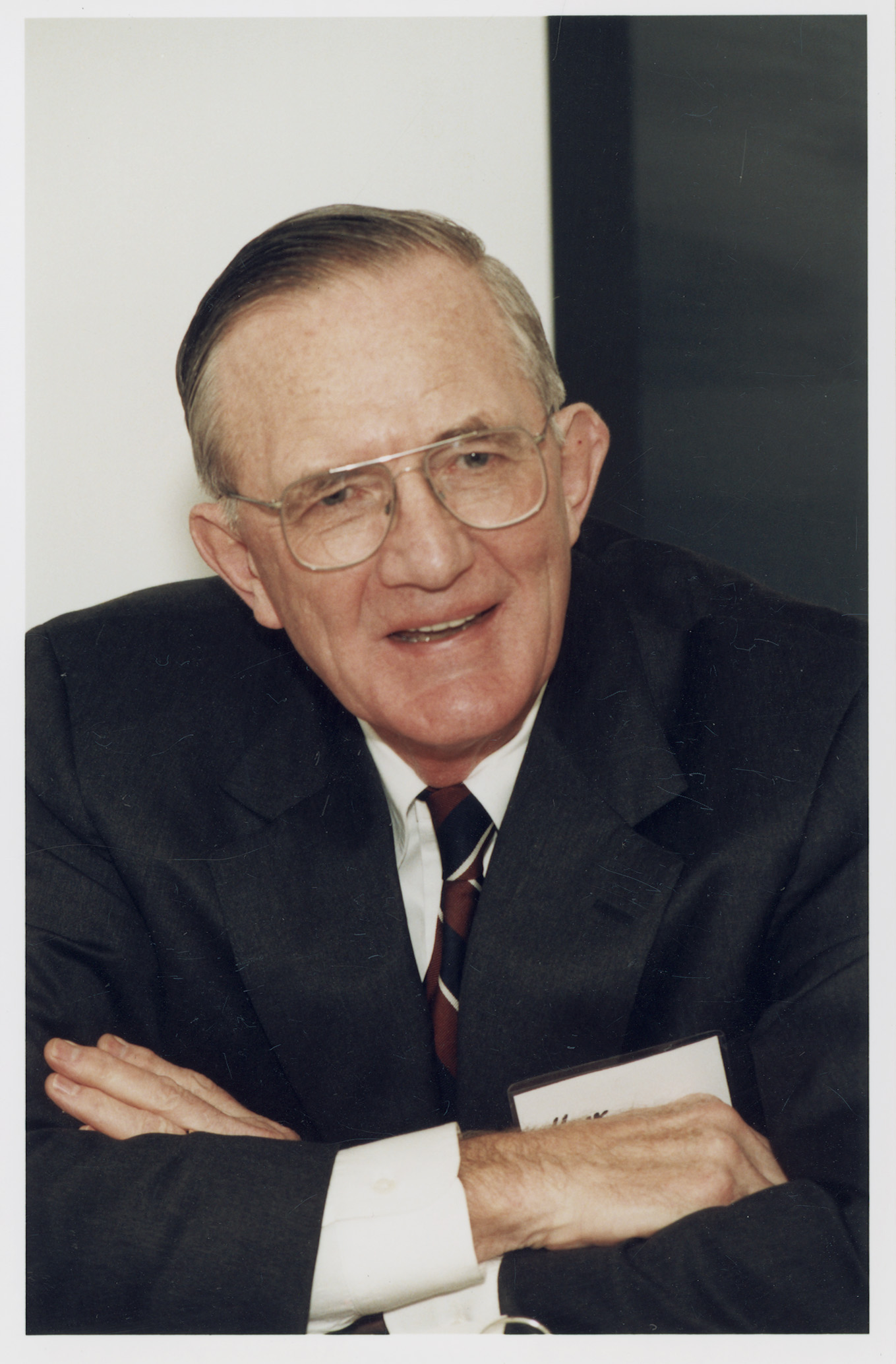 Curtis H. Barnette '62