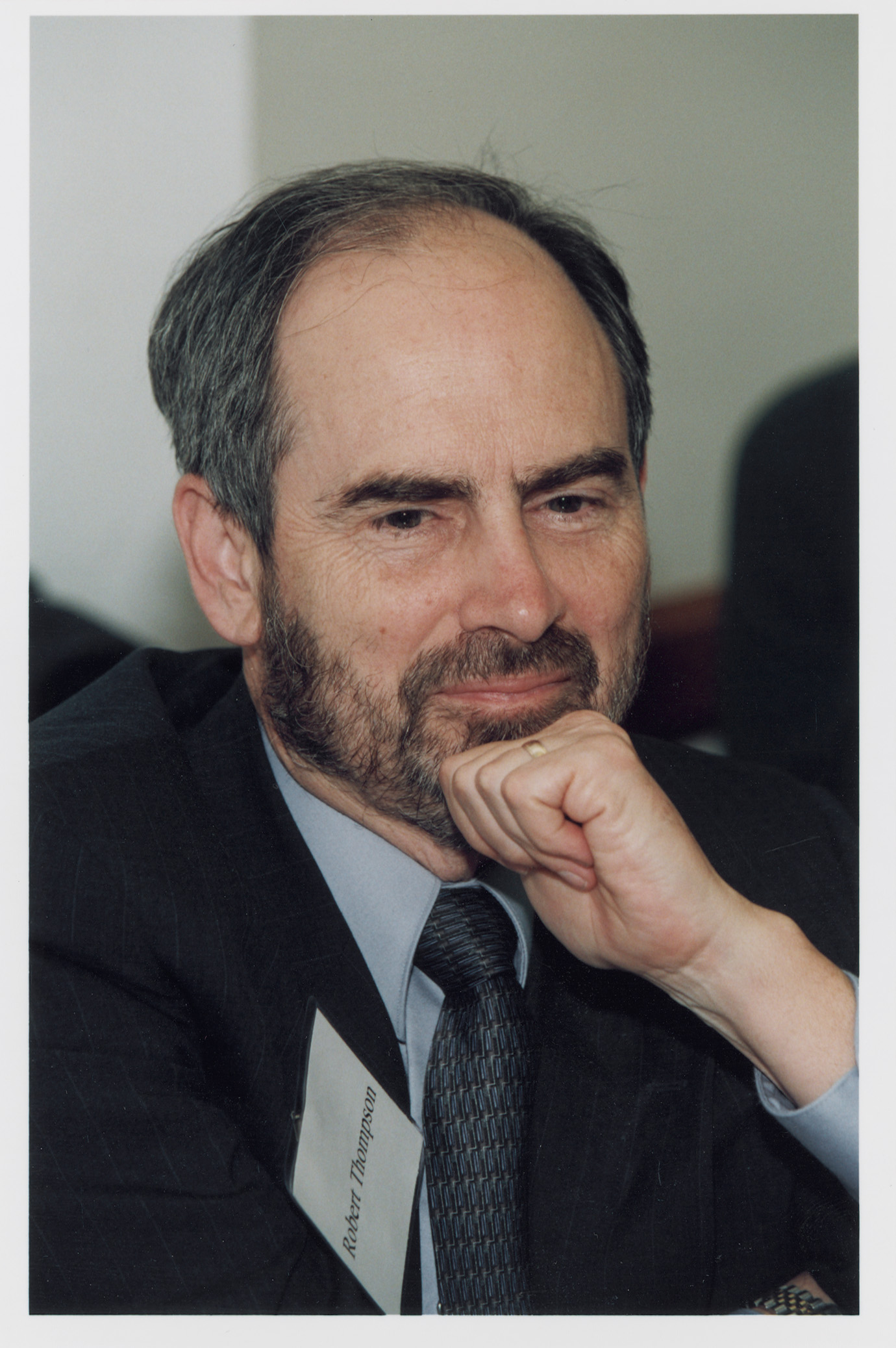 Vanderbilt Law Prof. Robert Thompson