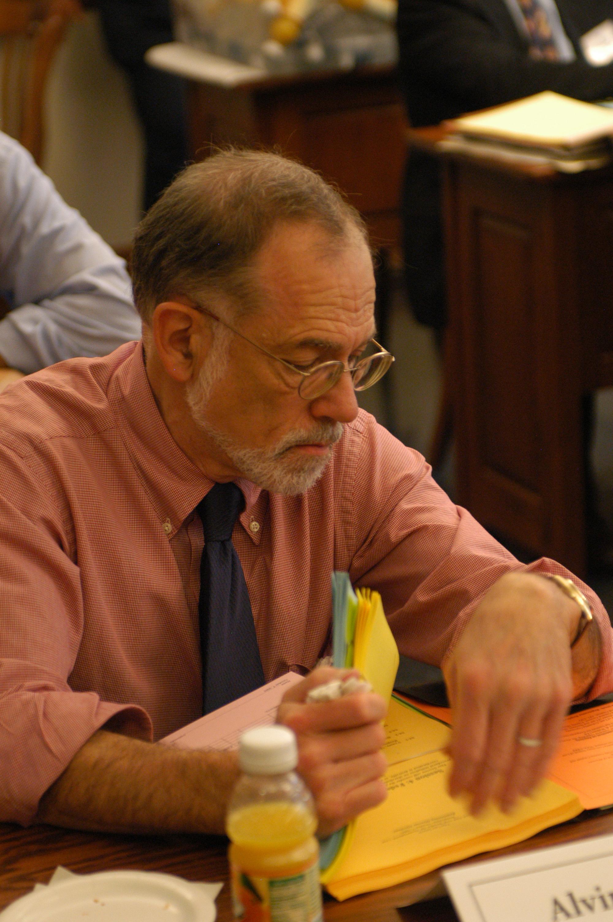 YLS Prof. Al Klevorick