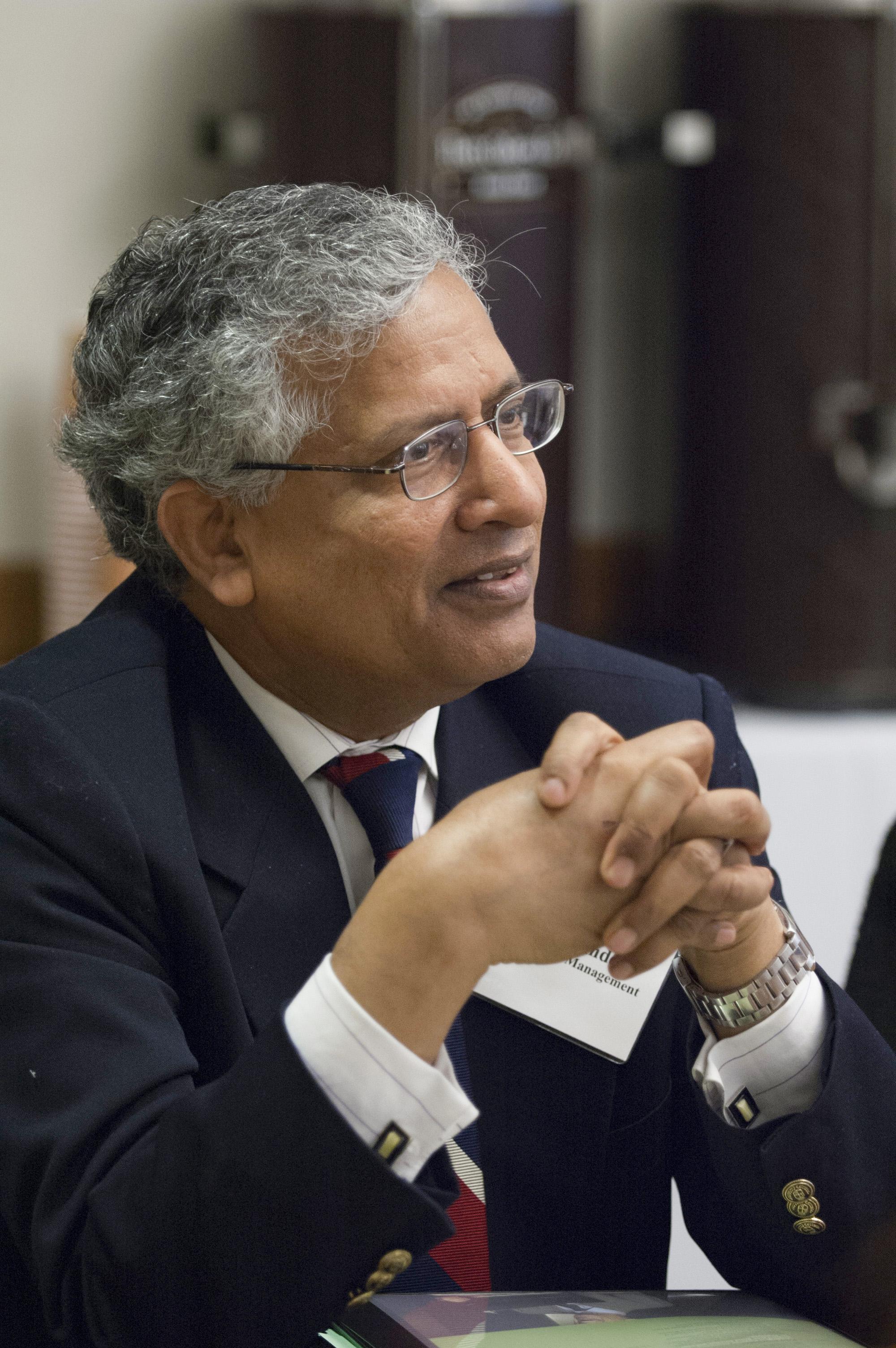 YLS SOM Prof. Shyam Sunder