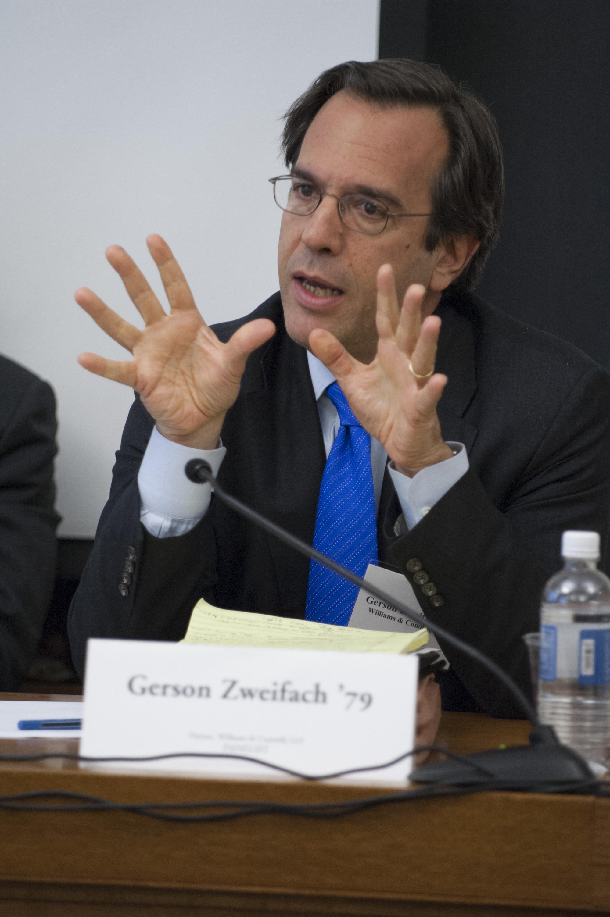 Gerson Zweifach '79
