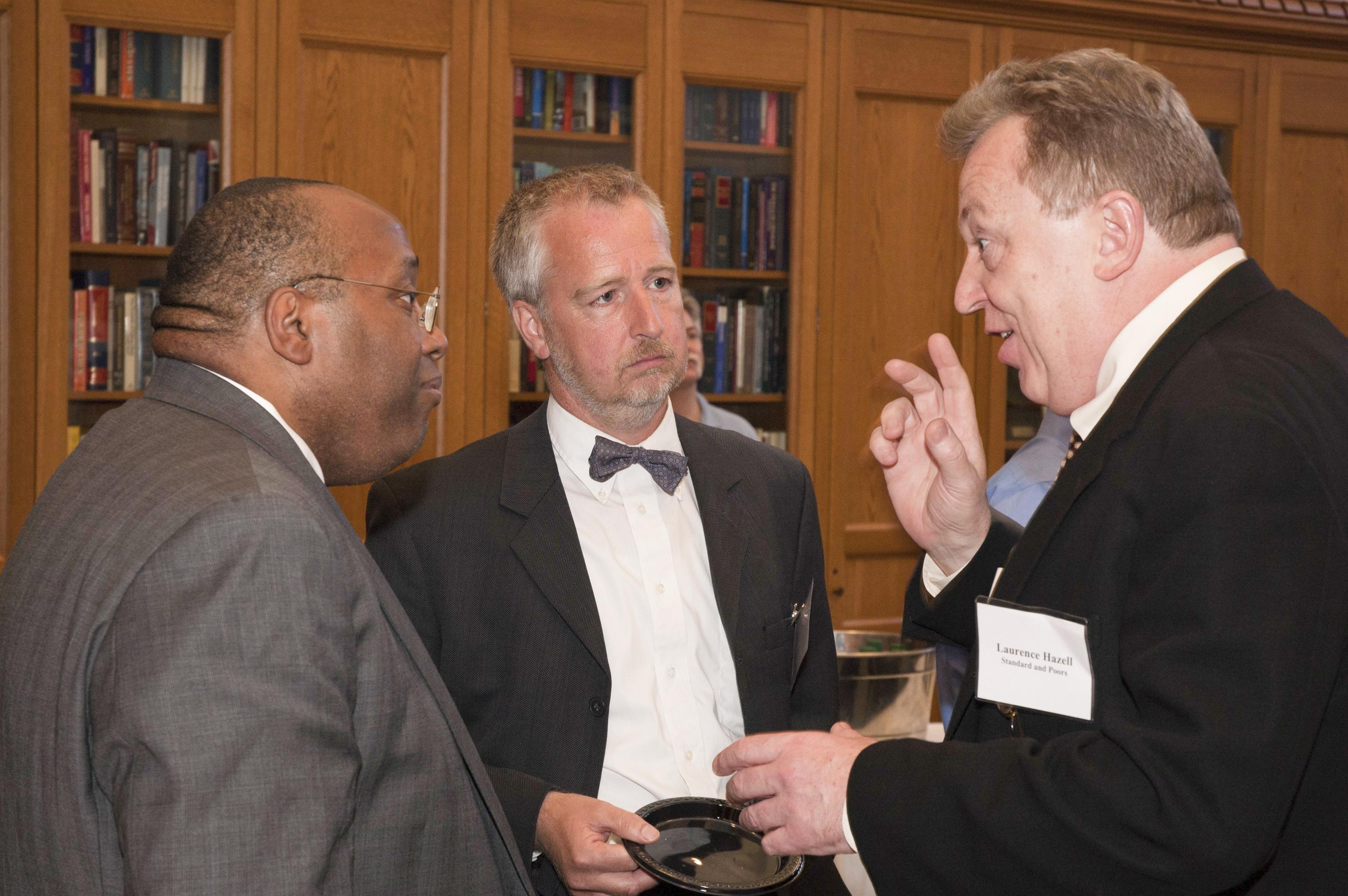 Francis Byrd, Paul Hodgson, and Laurence Hazell