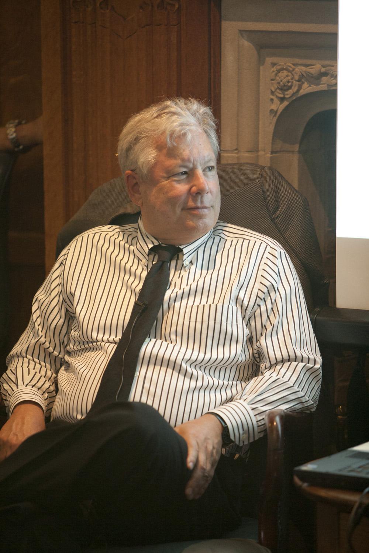 U. of Chicago Booth Prof. Richard H. Thaler