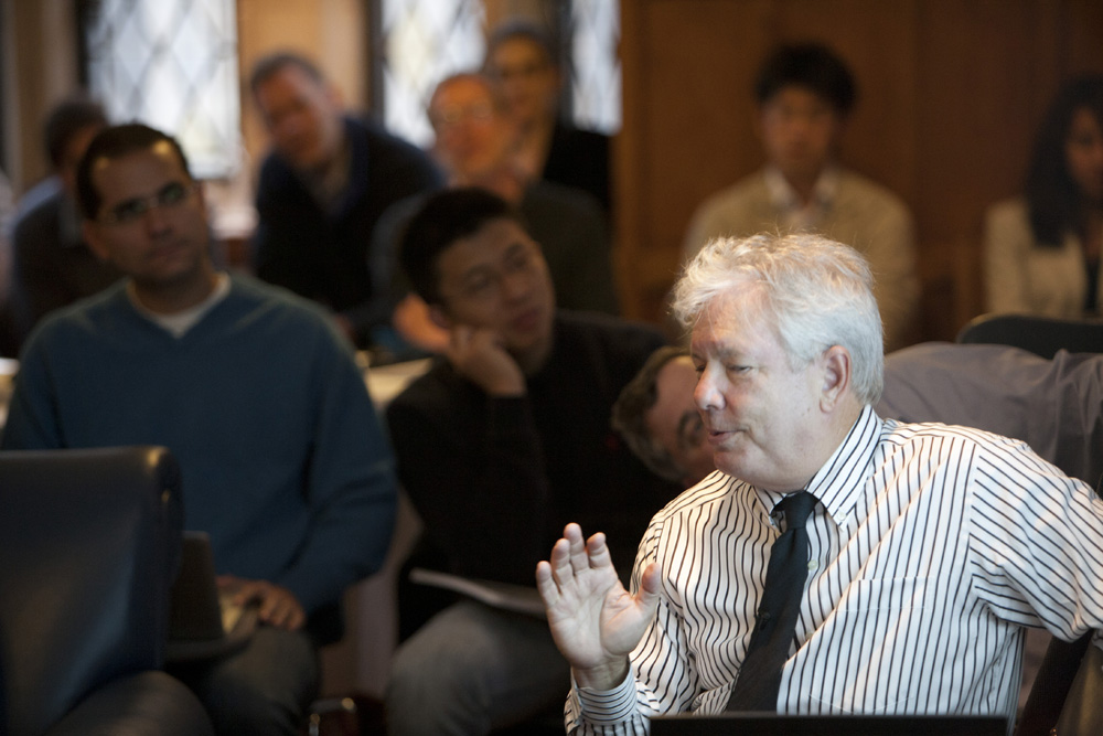 U. of Chicago Booth Prof. Richard H. Thaler