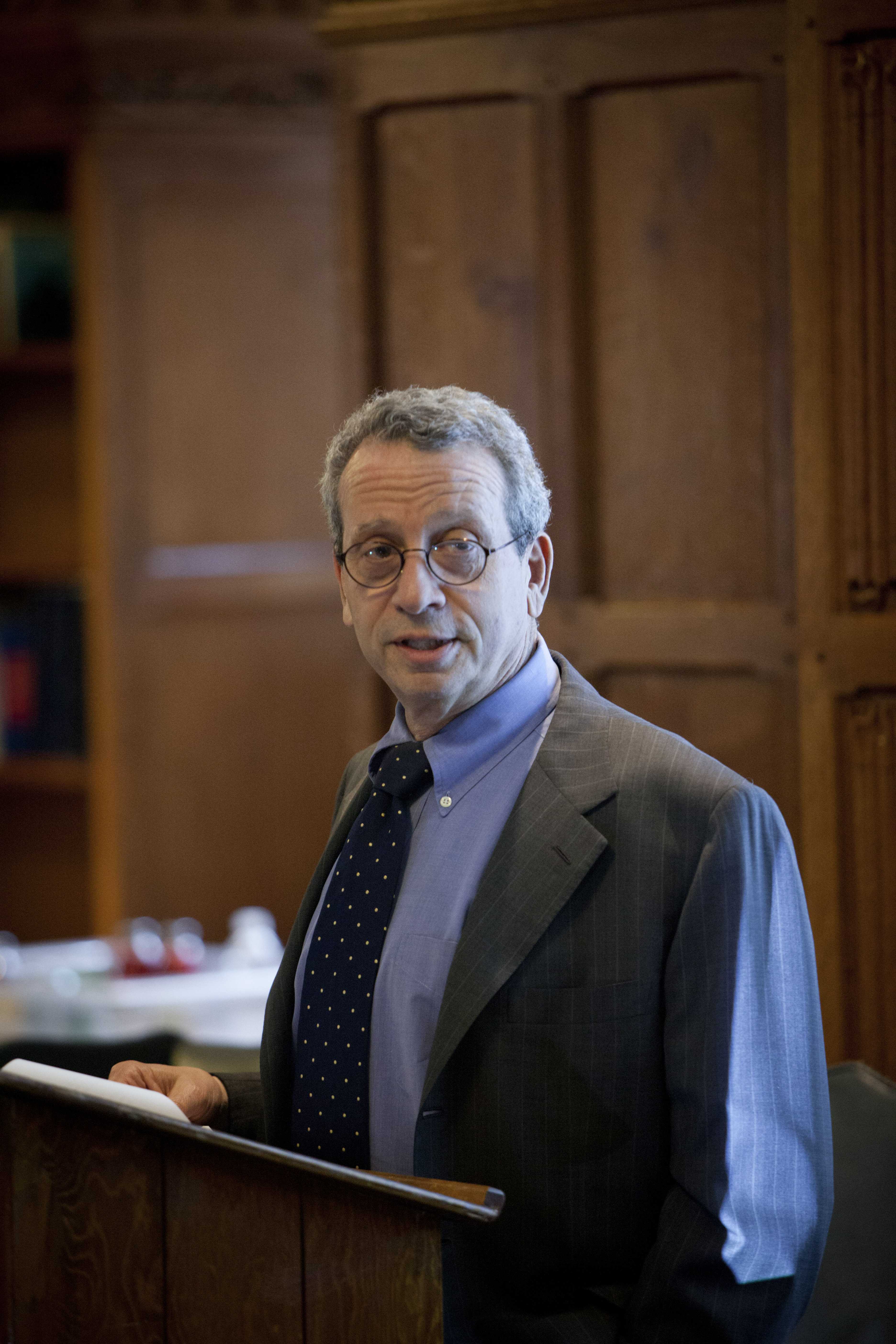 MIT Econ. Prof. Stephen A. Ross