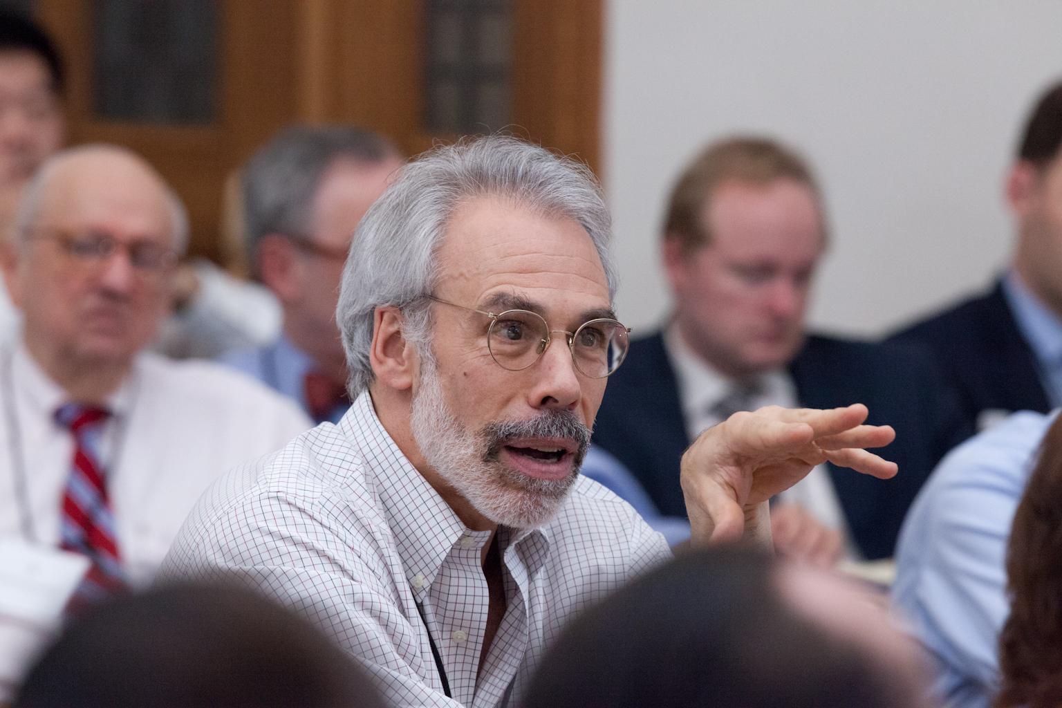 Penn. Law Prof. Ed Rock