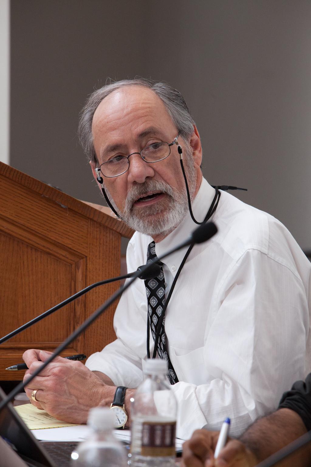 Duke Law and Business School Prof. Michael Bradley