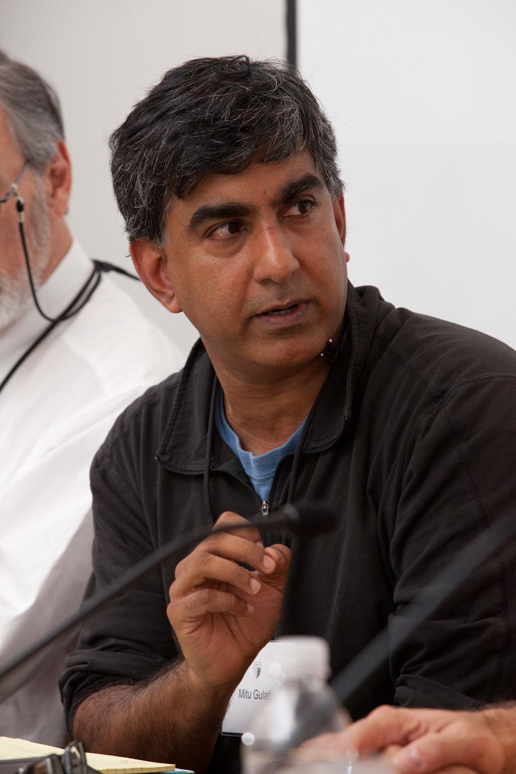 Duke Law Prof. Mitu Gulati
