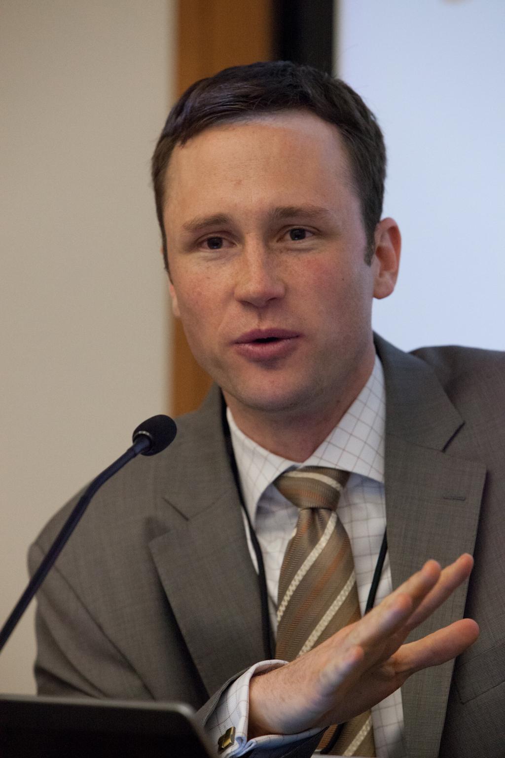 UVA Law Prof. John Morley '06