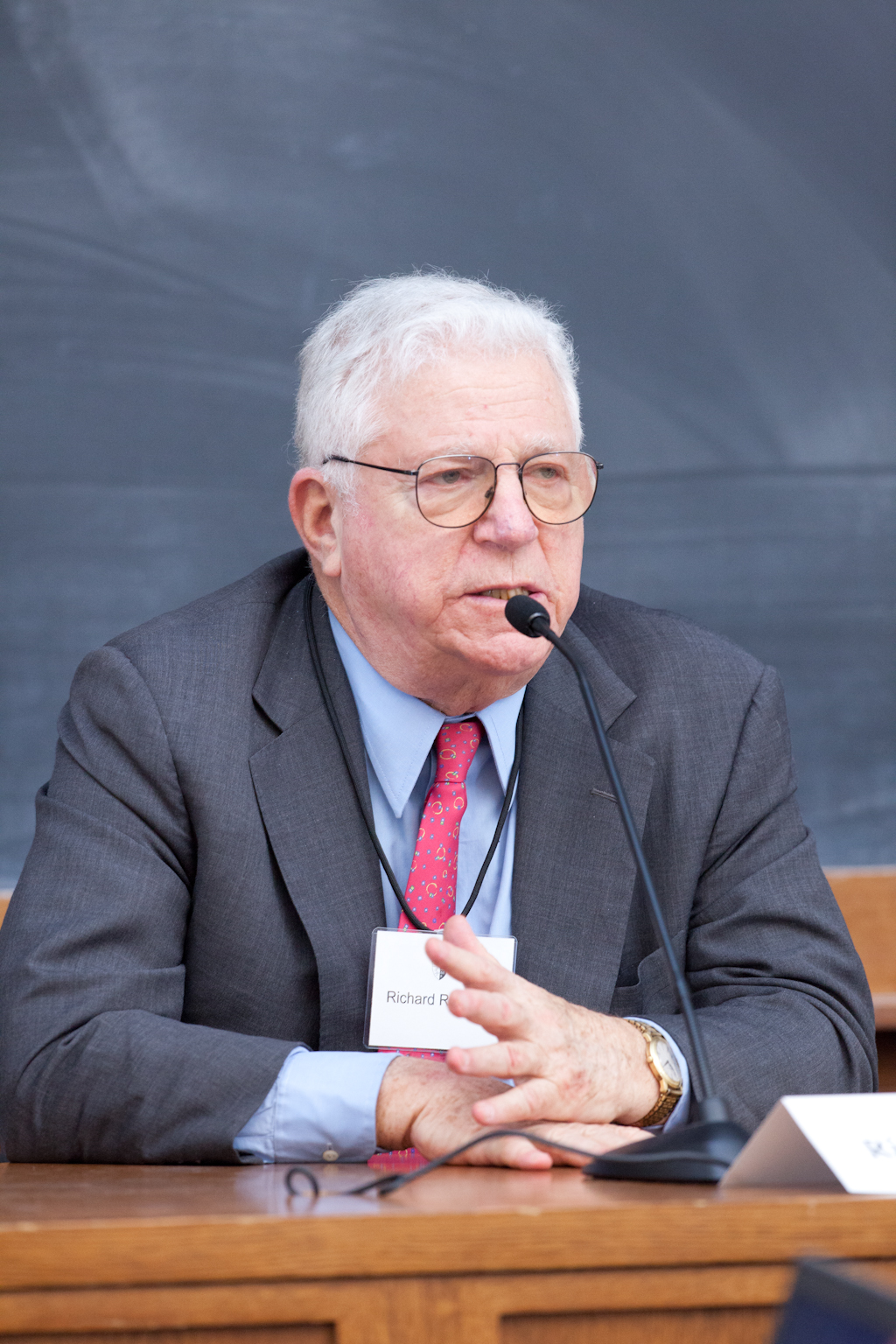 Richard Ravitch '80