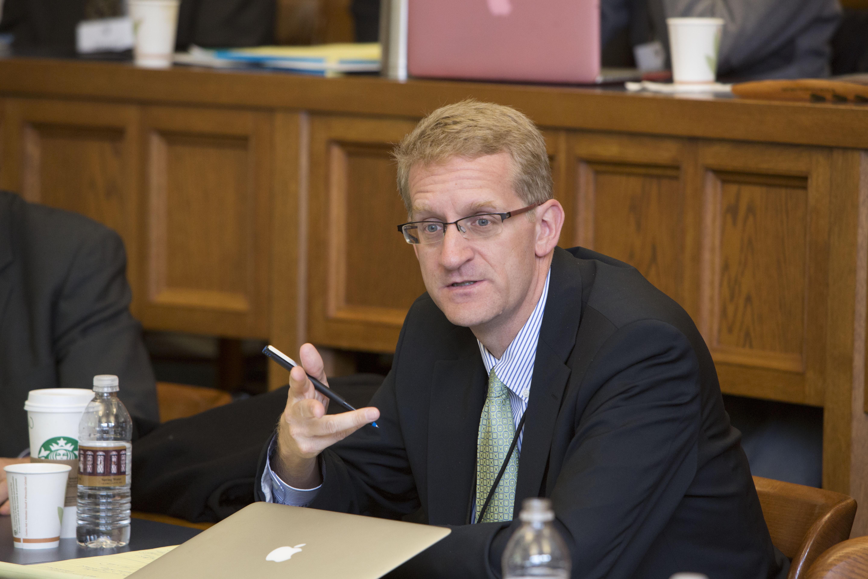 Berkeley Law Prof. Andrew T. Guzman