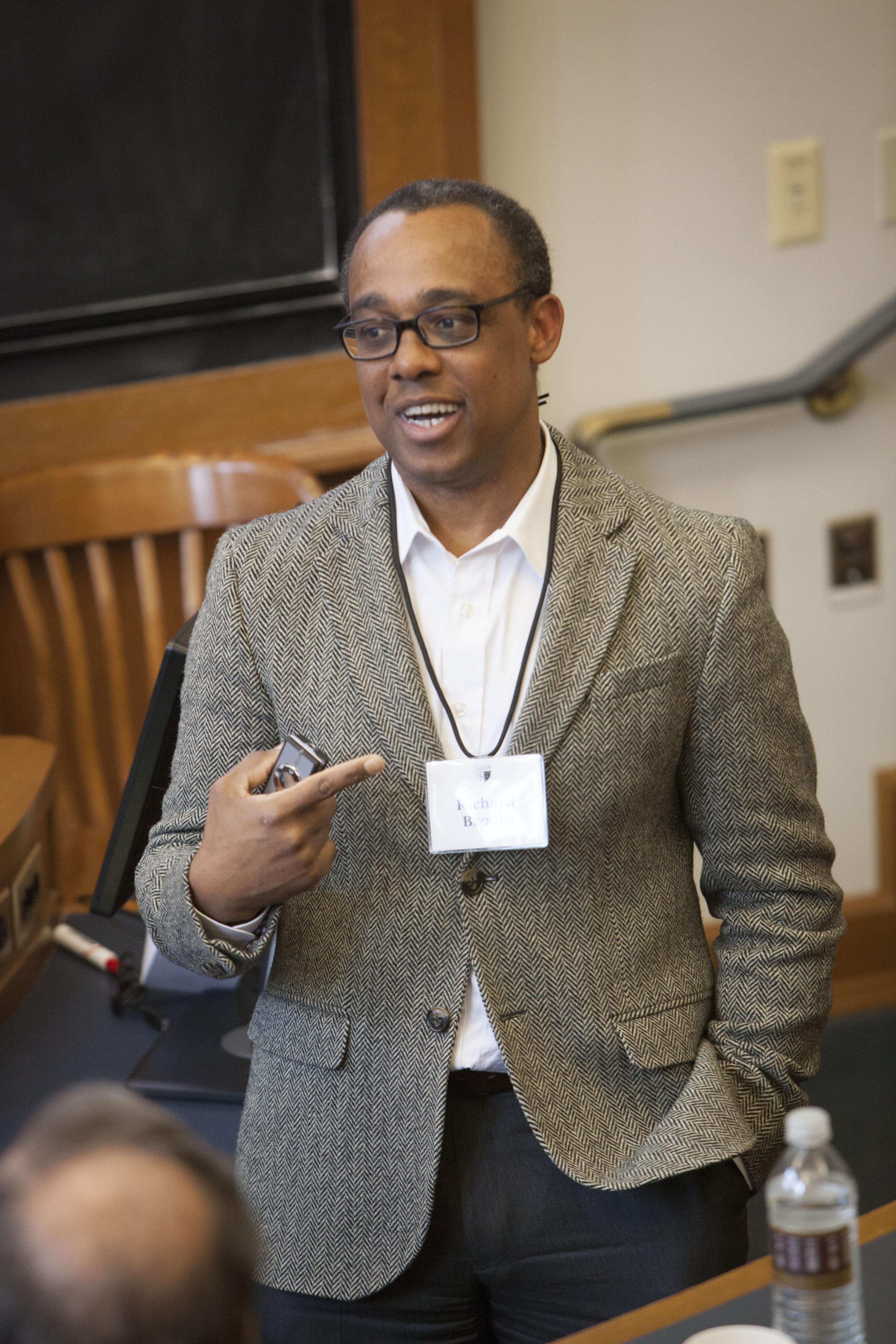 YLS Prof. Richard Brooks