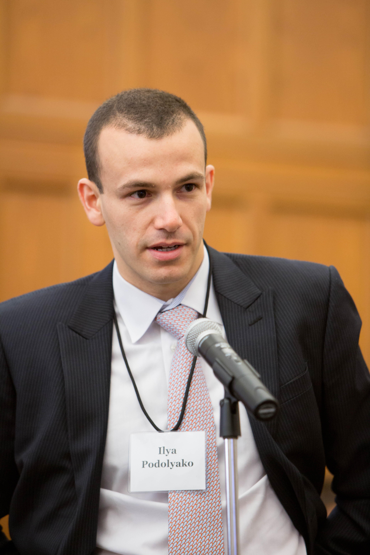 Ilya Podolyako '09