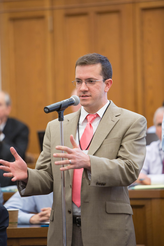 George Mason Law Prof. J.W. Verrett