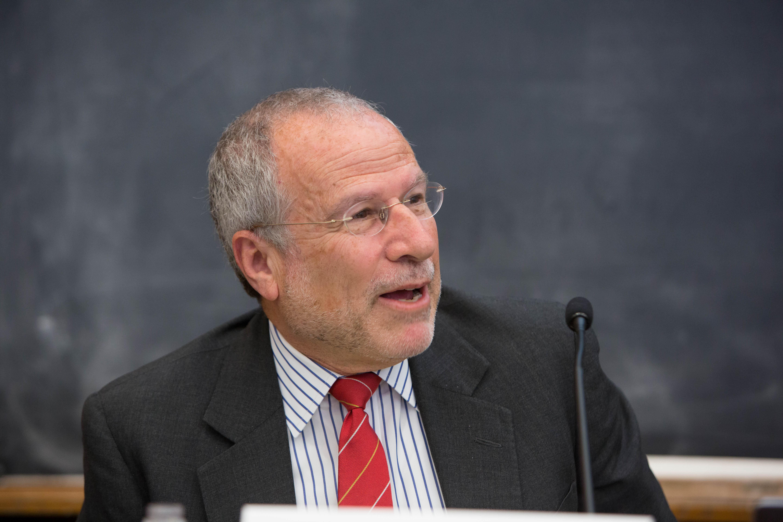 UVA Law Prof. Frederick Schauer