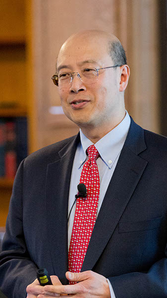 MIT Sloan Prof. Andrew W. Lo