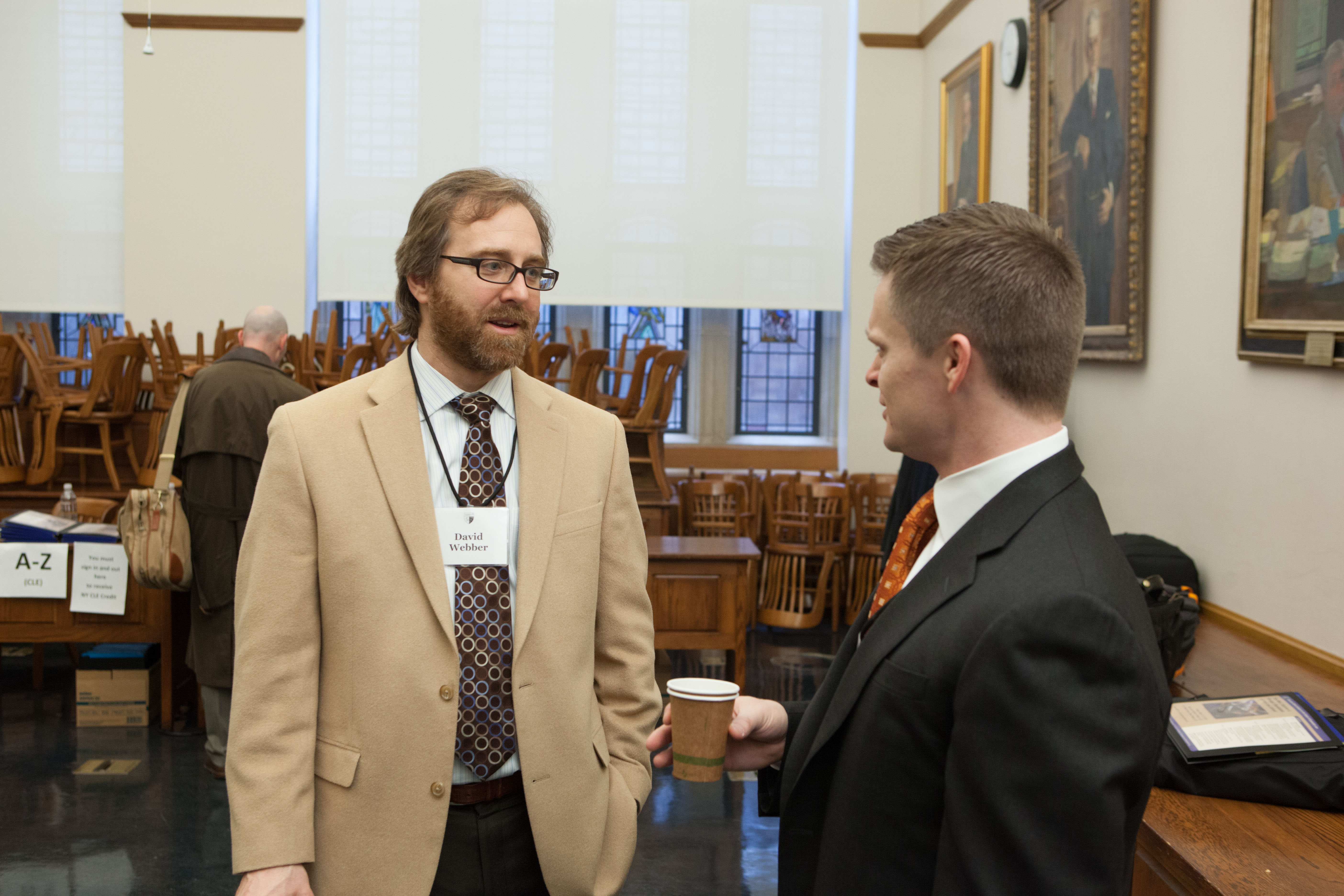 Boston U. Law Prof. David Webber and U. of Chicago Law Prof. Anthony Casey