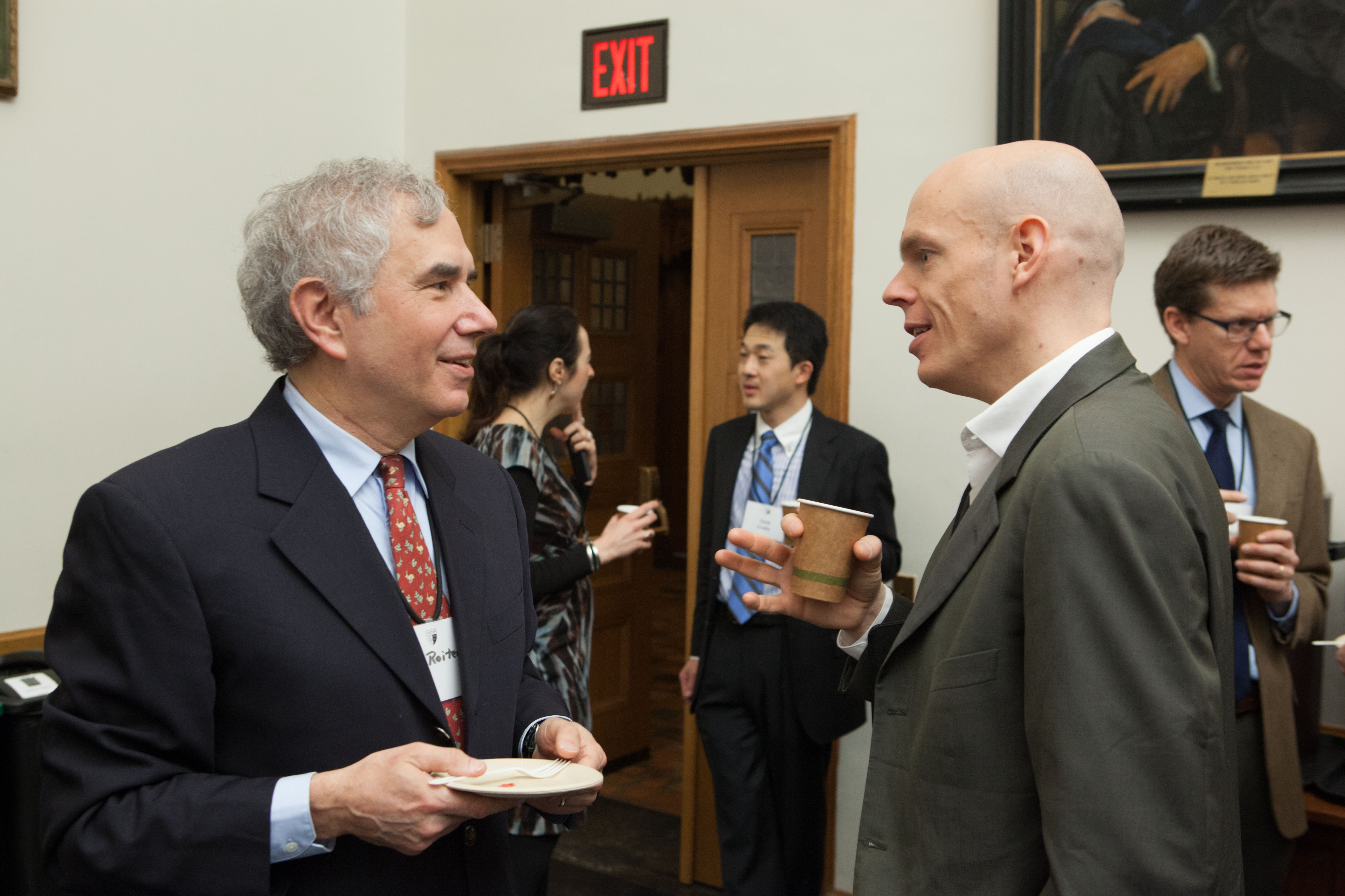 Boston U. Law Lecturer Eric Roiter and Harvard Law Prof. Holger Spamann