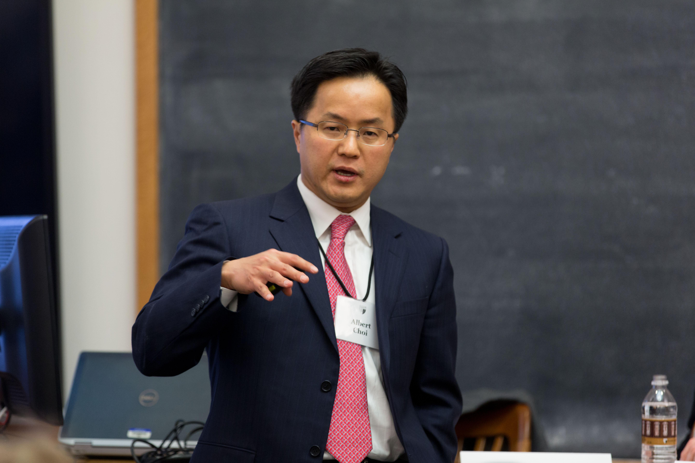 UVA Law Prof. Albert Choi '01