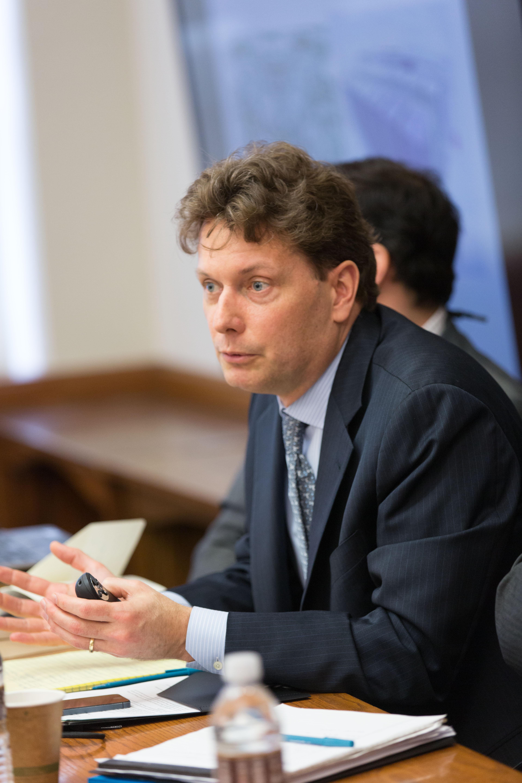 Columbia Business Prof. Charles Jones
