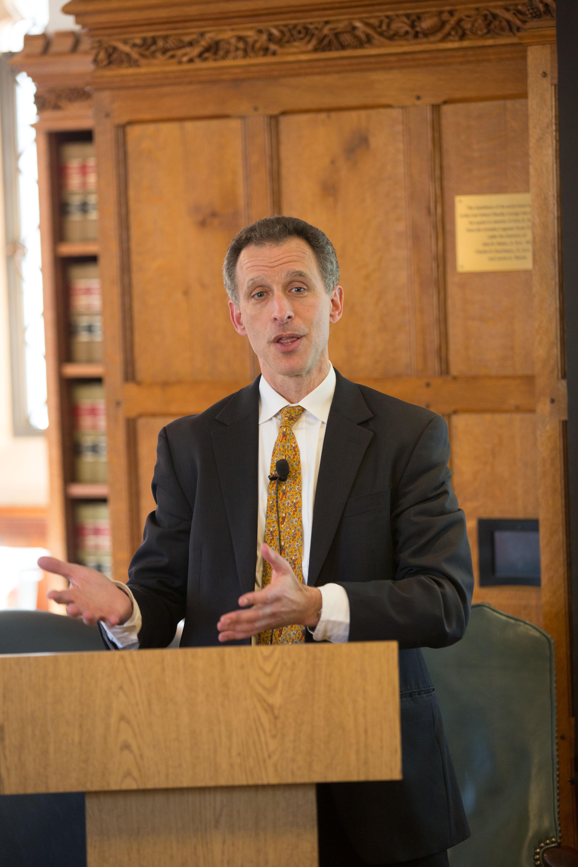 Harvard Econ. Prof. Jeremy Stein