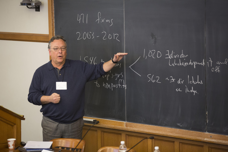 Yale SOM Prof. Rick Antle