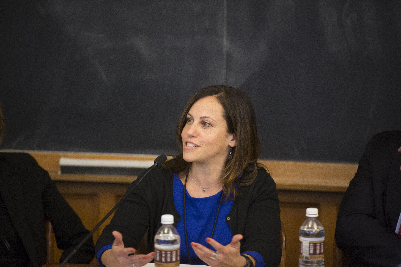 NYU Law Prof. Rachel Barkow
