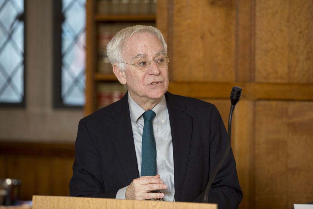 YLS Dean Robert Post '77