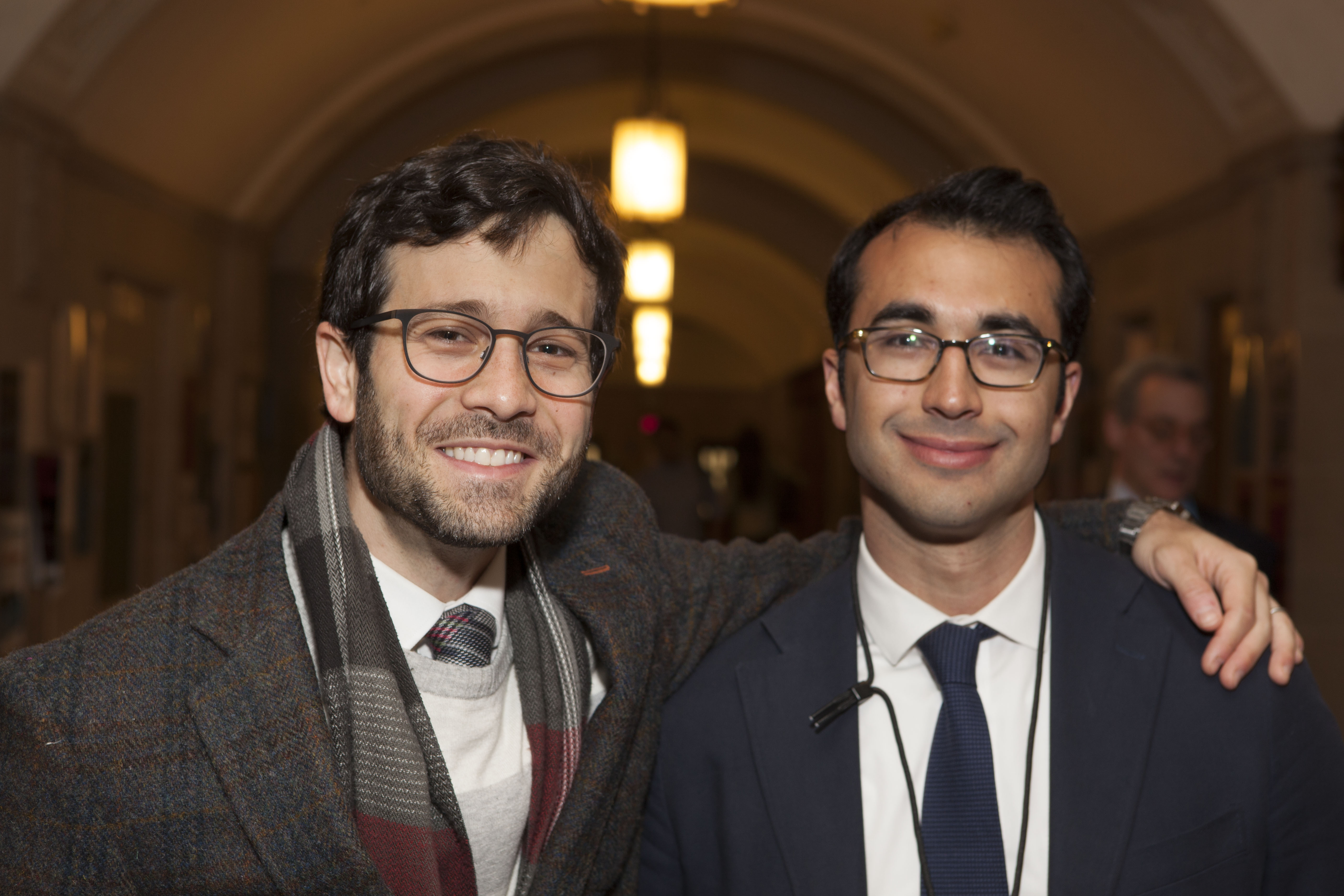 Wake Forest Law Prof. Andrew Verstein '09 and Michigan Law Prof. Gabriel Rauterberg '09