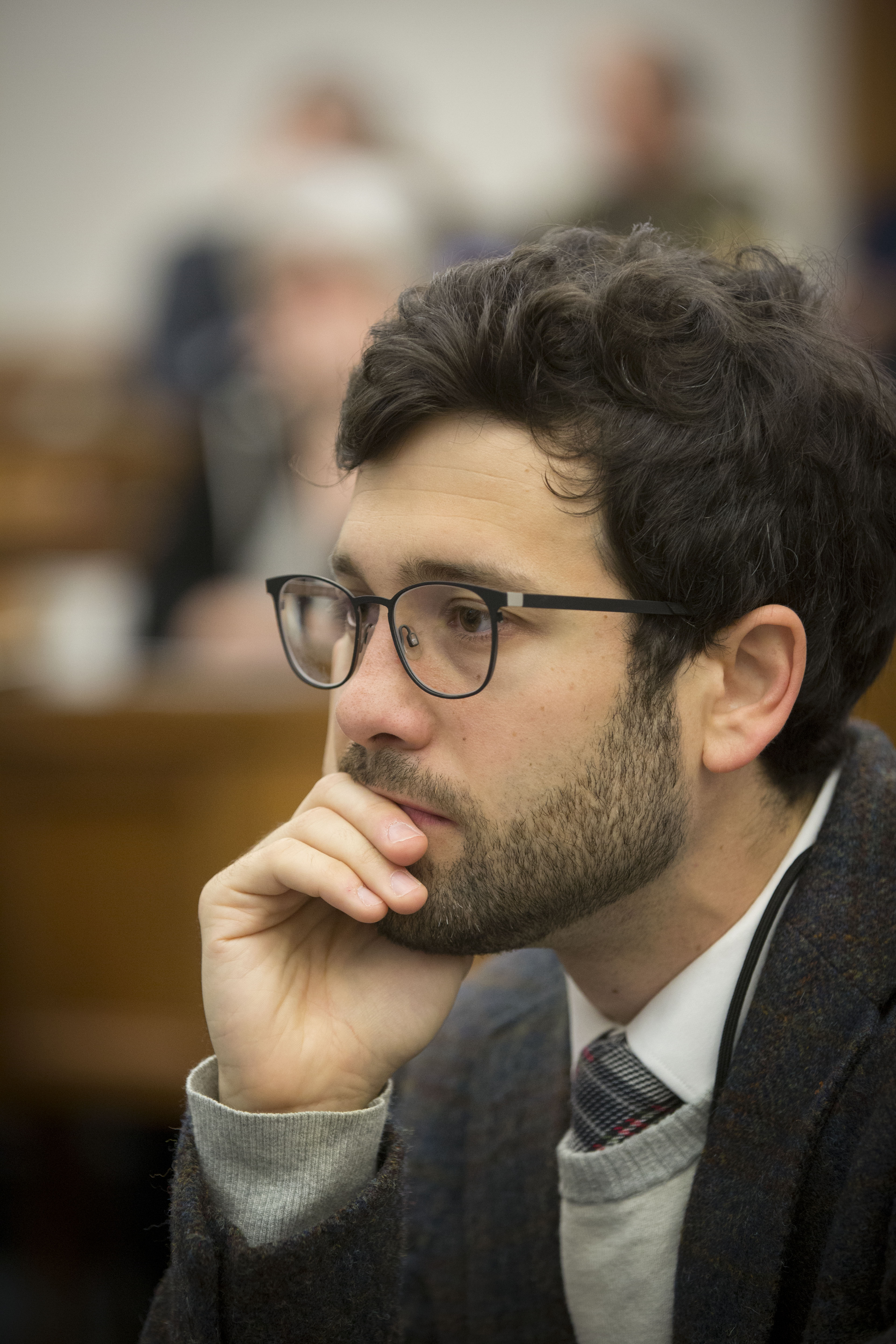 Wake Forest Law Prof. Andrew Verstein '09