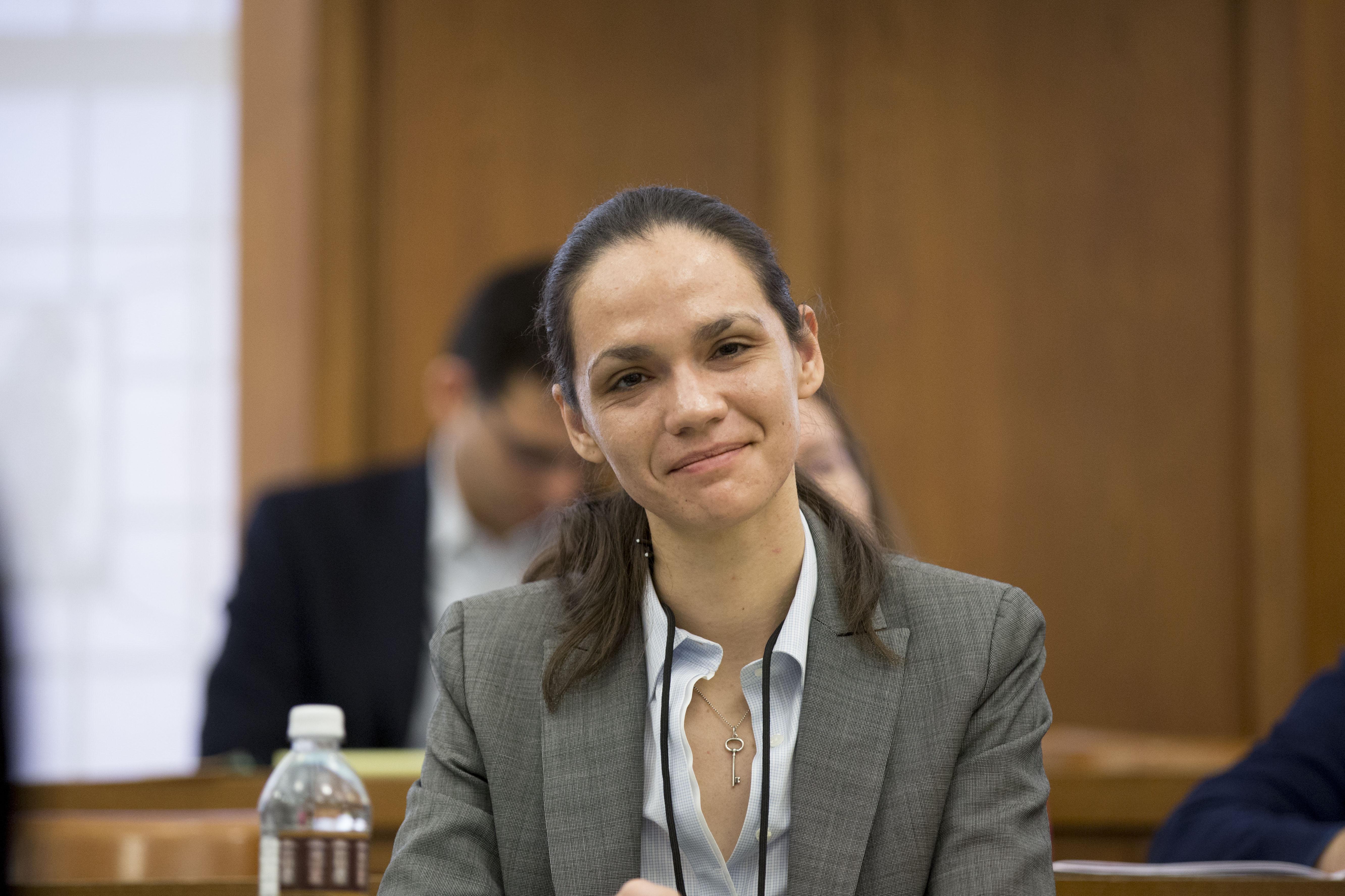 Adriana Robertson '14, Yale SOM PhD Candidate