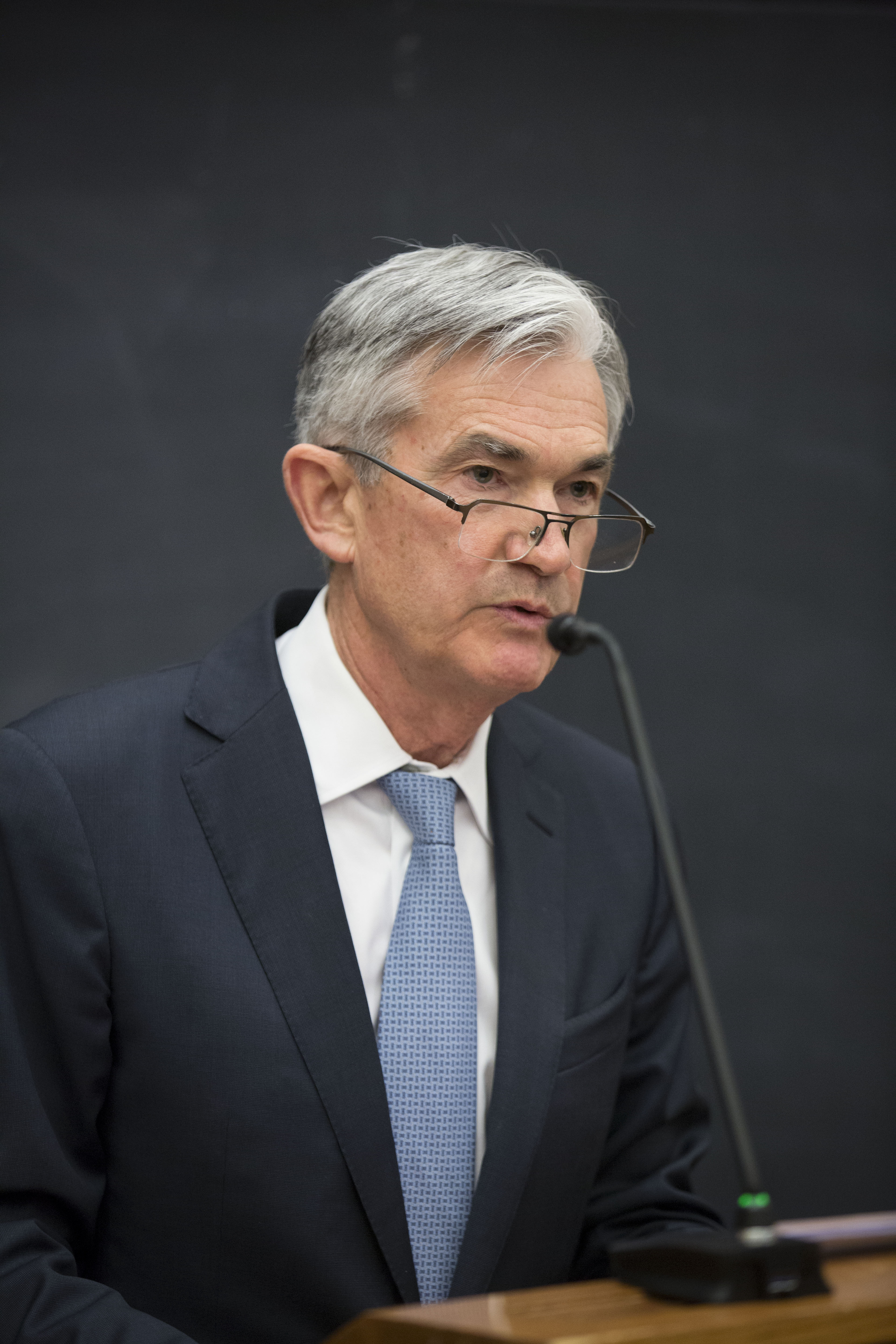 Fed. Res. Bd. Gov. Jerome H. Powell