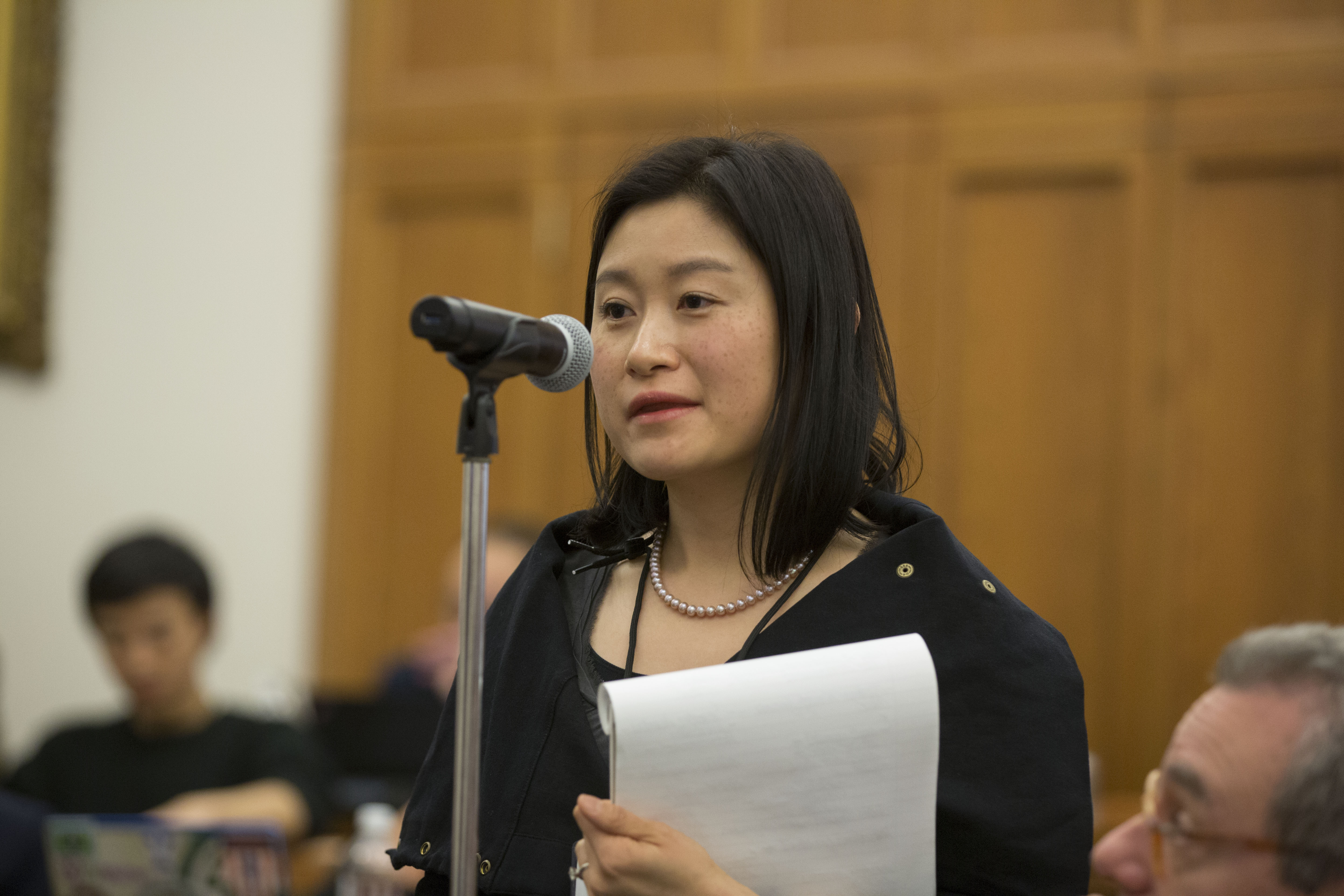 Center Exec. Dir. Nancy Liao '05