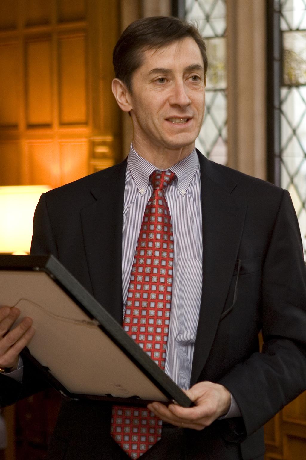 Michael Eisenson J.D. and MPPM '81
