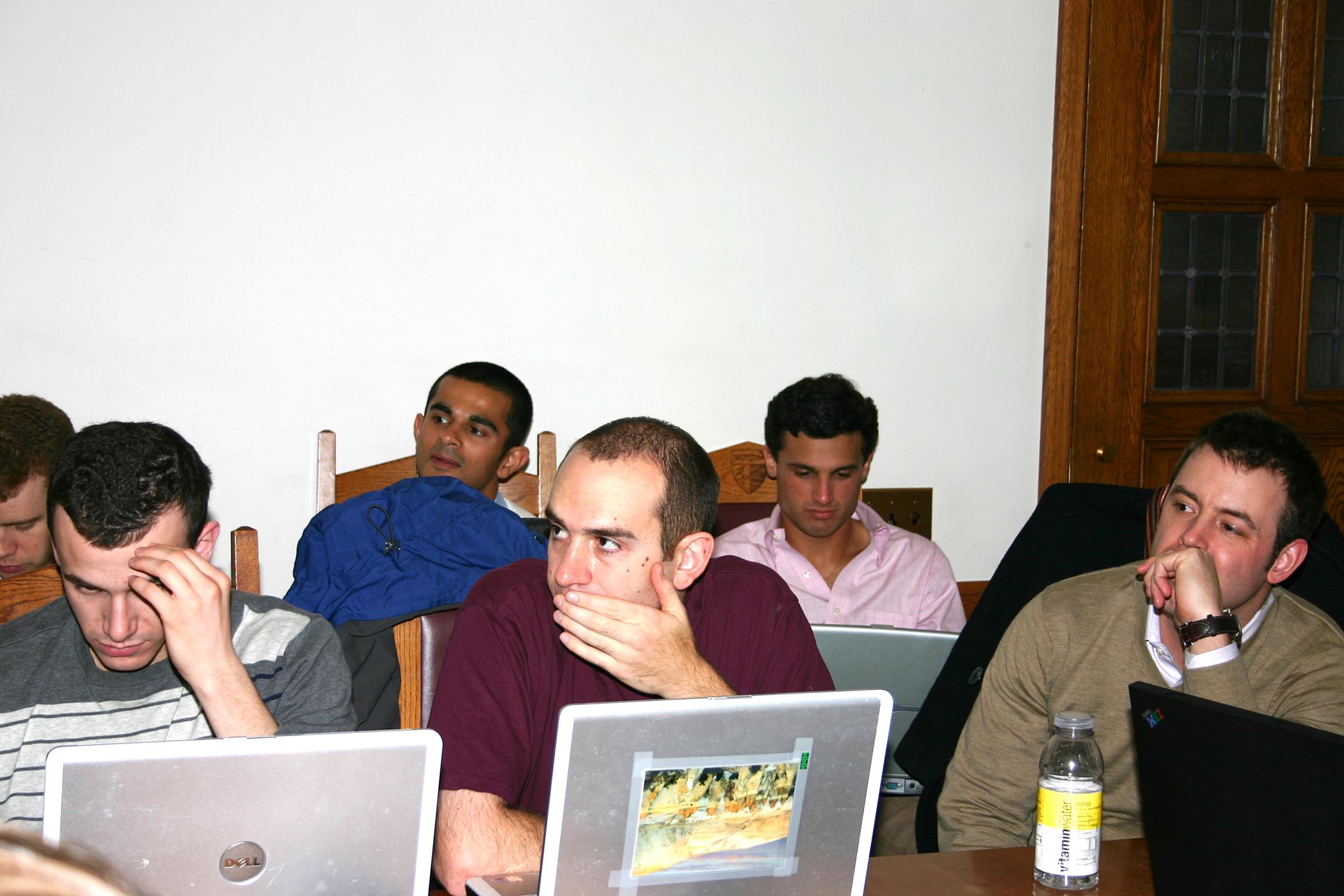 Colloquium class