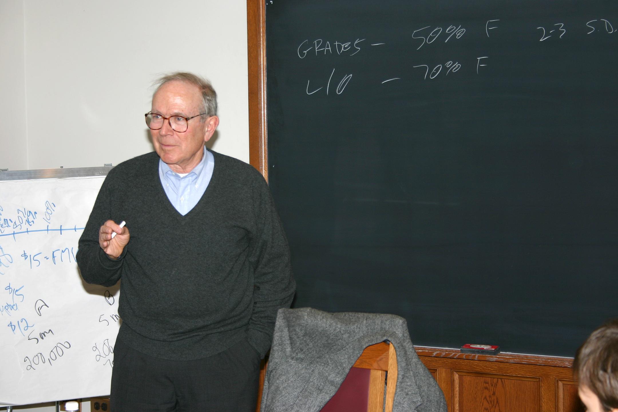 Paul Grossman '64