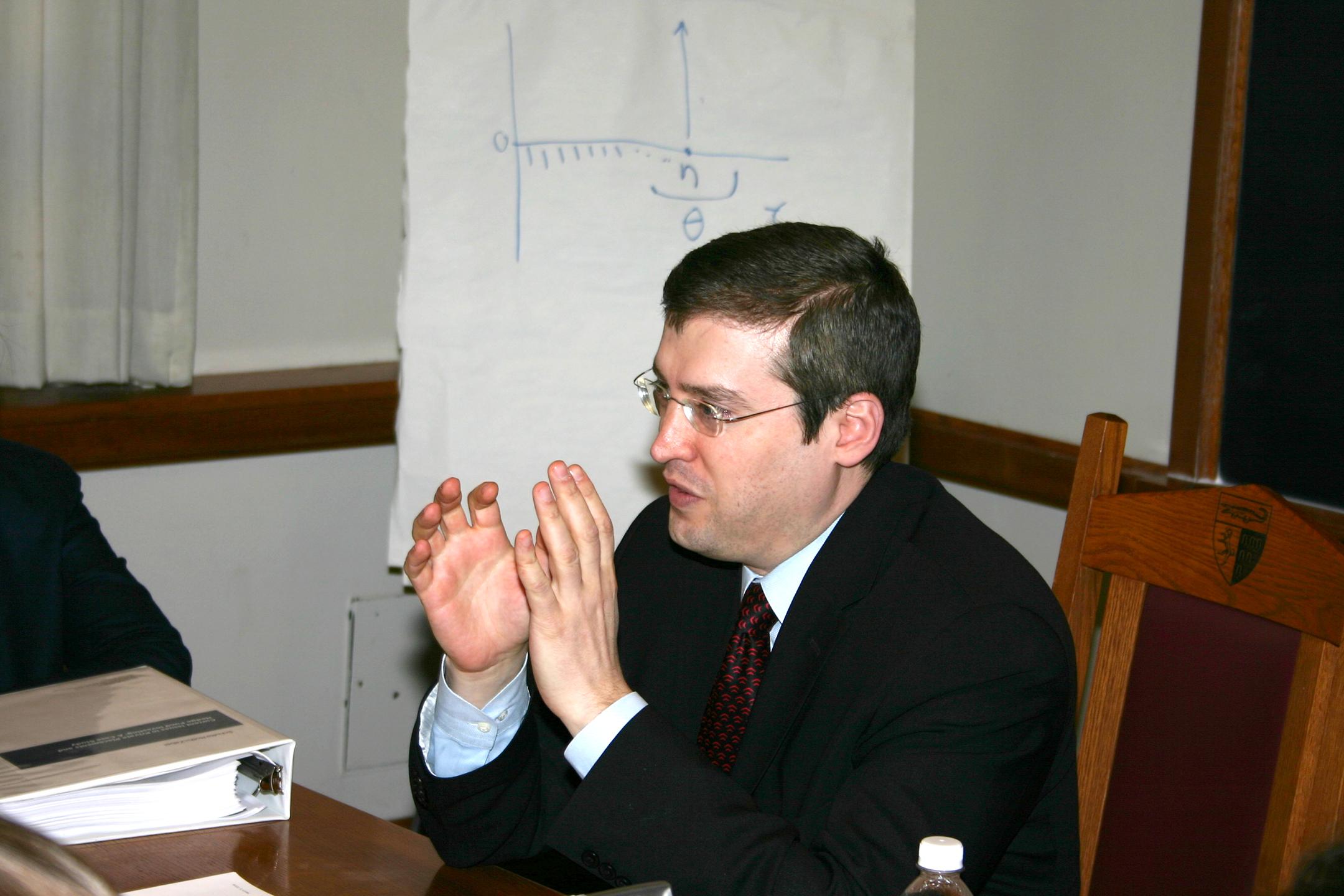 Eleazer Klein '91