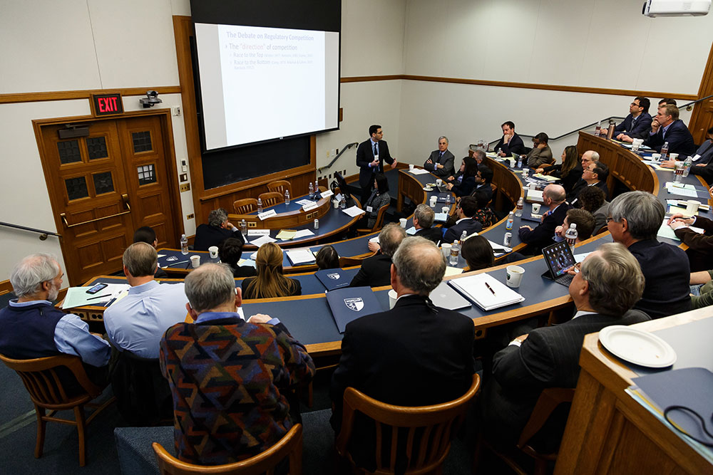 Audience at 2018 Roundtable