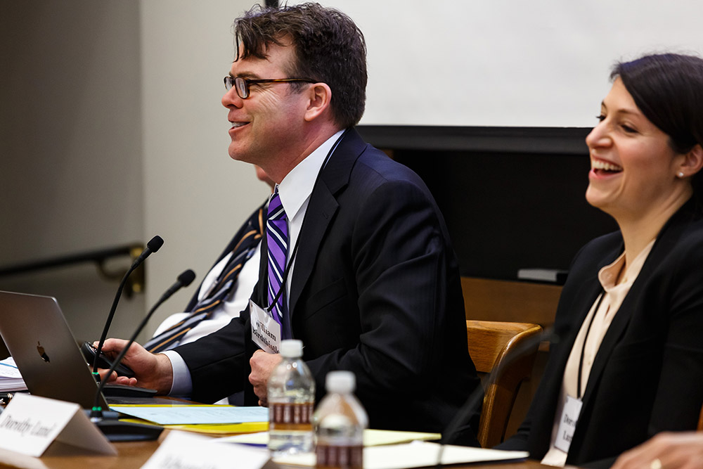 Chicago-Kent College of Law Prof. William Birdthistle and USC Law Prof. Dorothy Lund