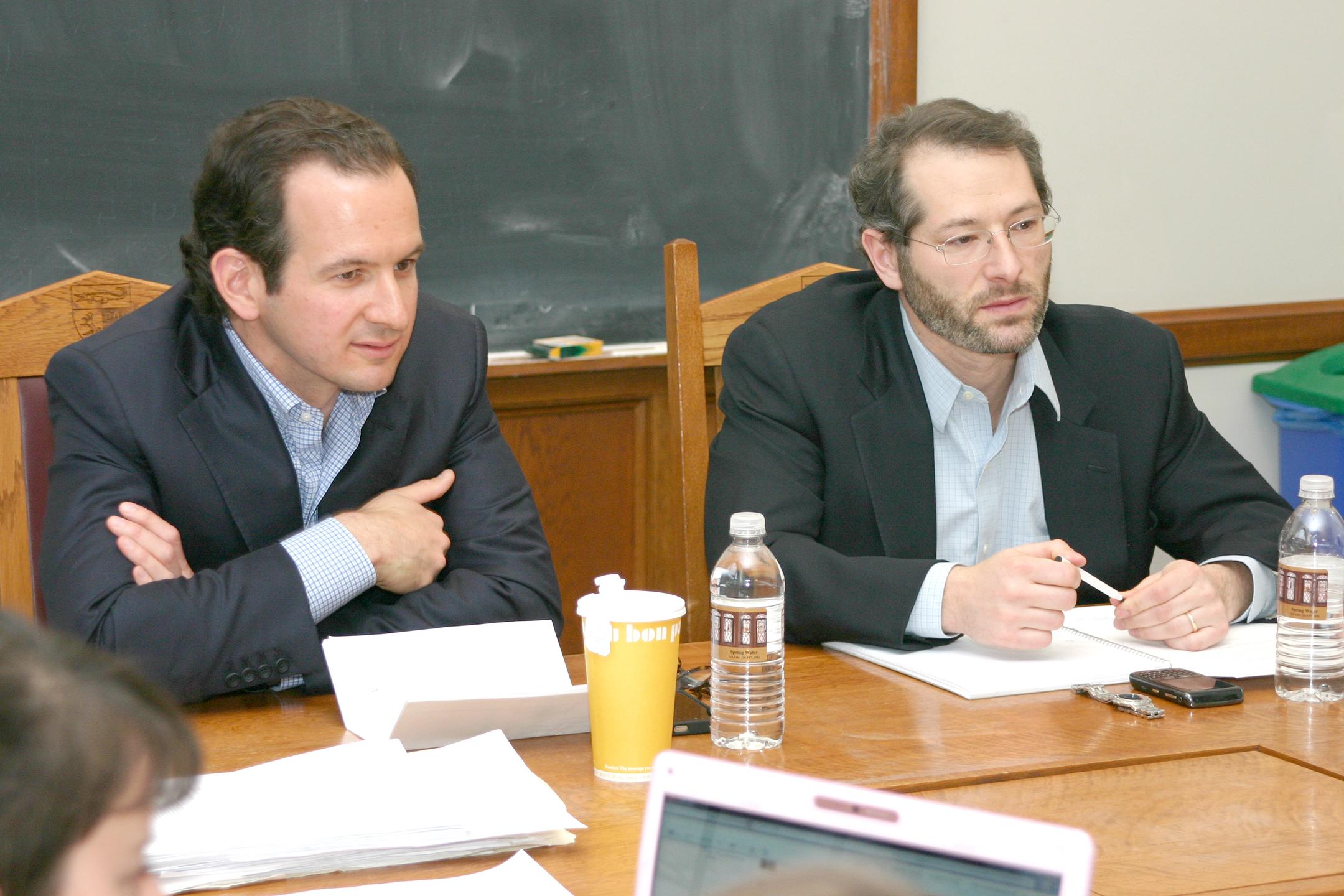 Josh L. Abramowitz '97 and Brett F. Cohen '97